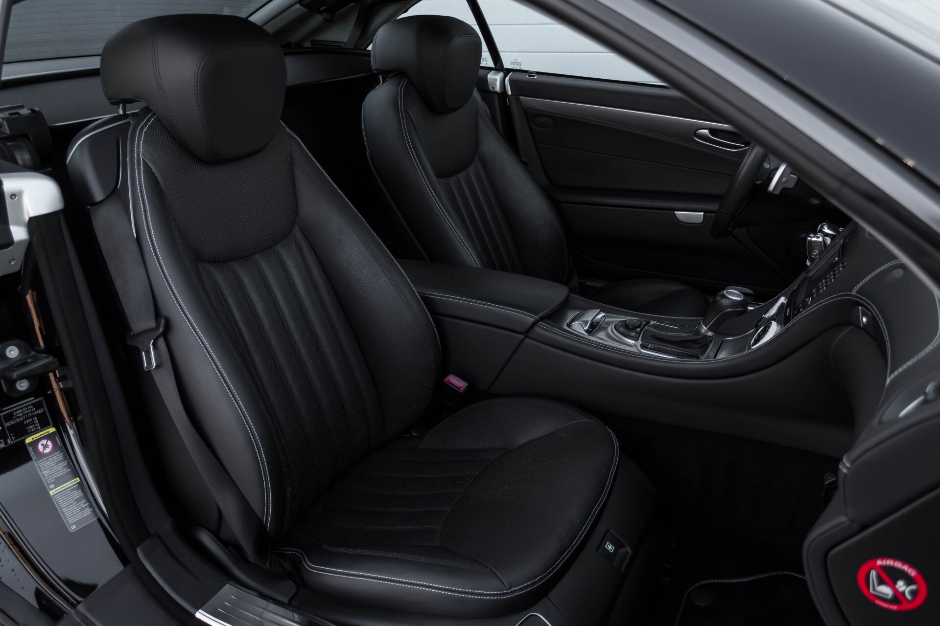 Mercedes-Benz SL-Klasse 500 Sport ABC/Harman-Kardon/Comand/Distronic Aut7 NP €175292 Foto 6