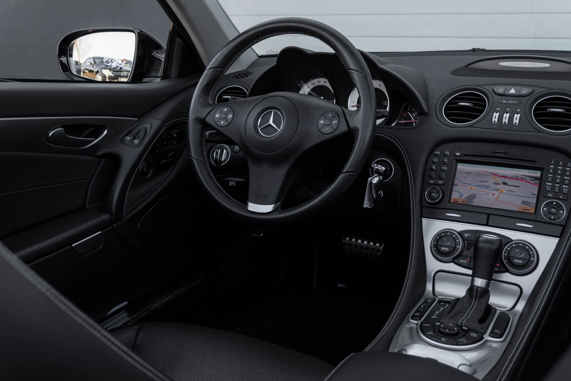 Mercedes-Benz SL-Klasse 500 Sport ABC/Harman-Kardon/Comand/Distronic Aut7 NP €175292 Foto 8