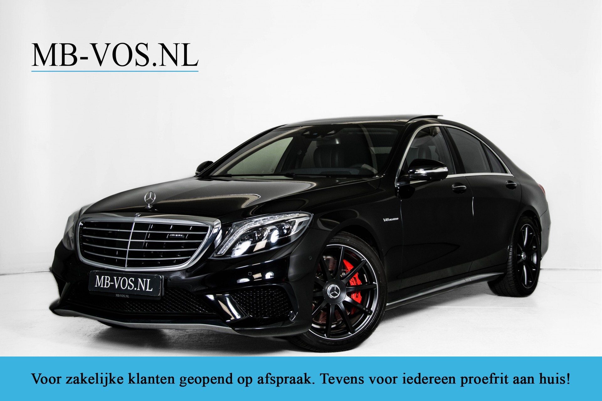 Mercedes-Benz S-Klasse 63 AMG Exclusive/Burmester High-End/Driverspack Aut7 Foto 1