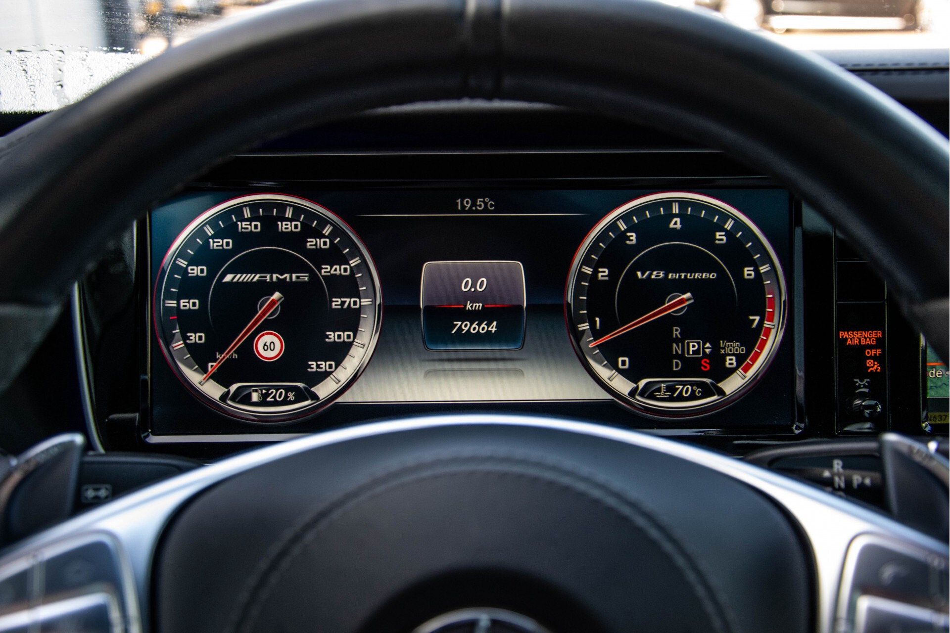Mercedes-Benz S-Klasse 63 AMG Exclusive/Burmester High-End/Driverspack Aut7 Foto 12