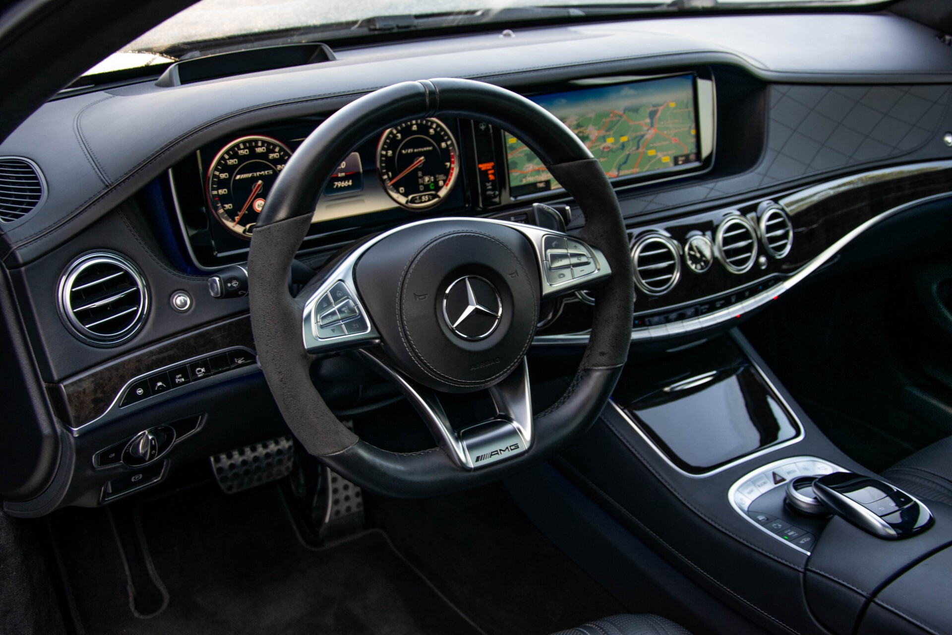 Mercedes-Benz S-Klasse 63 AMG Exclusive/Burmester High-End/Driverspack Aut7 Foto 16