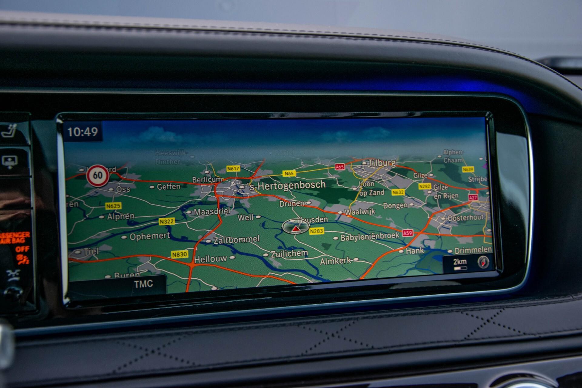 Mercedes-Benz S-Klasse 63 AMG Exclusive/Burmester High-End/Driverspack Aut7 Foto 17