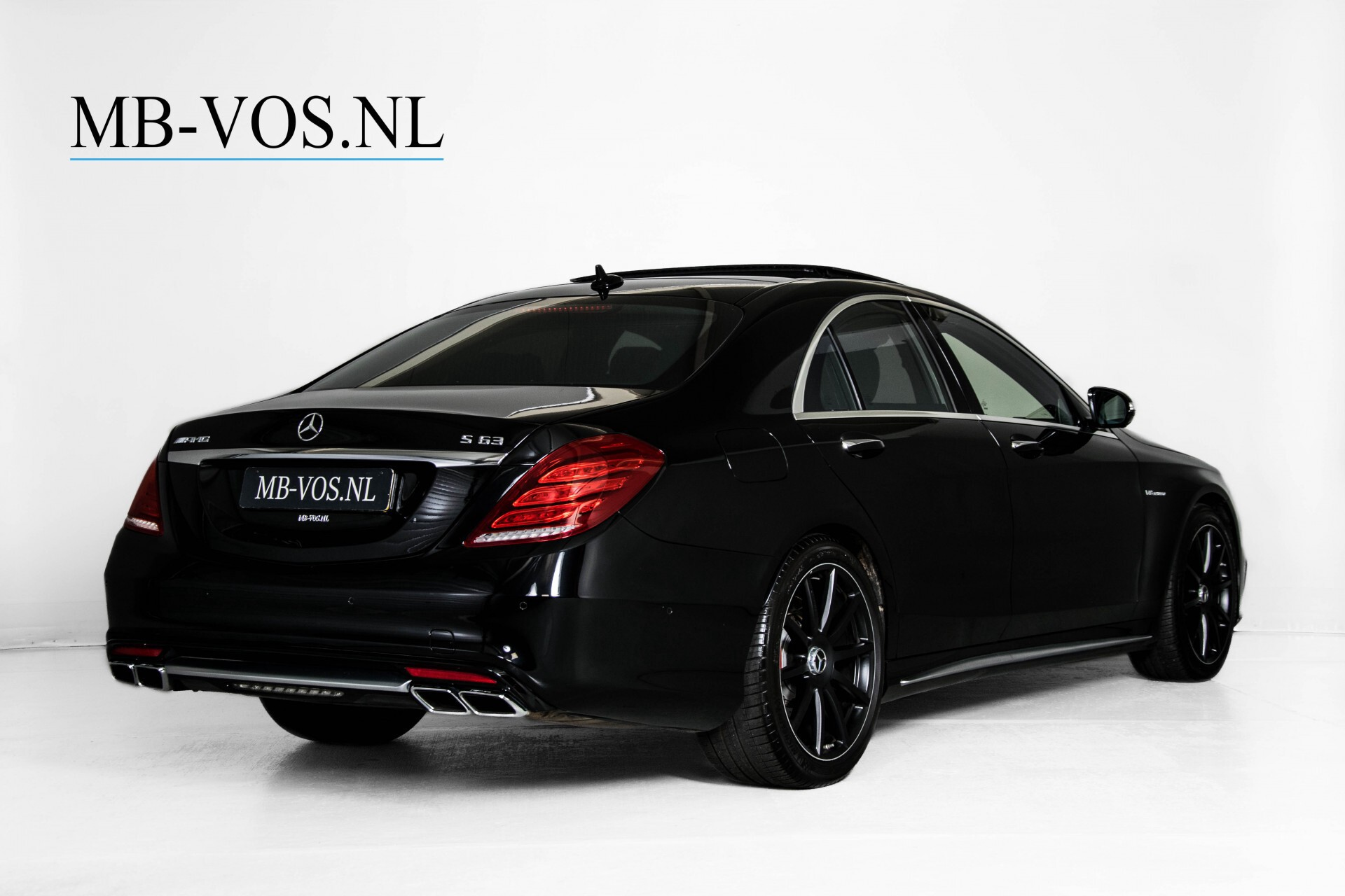 Mercedes-Benz S-Klasse 63 AMG Exclusive/Burmester High-End/Driverspack Aut7 Foto 2