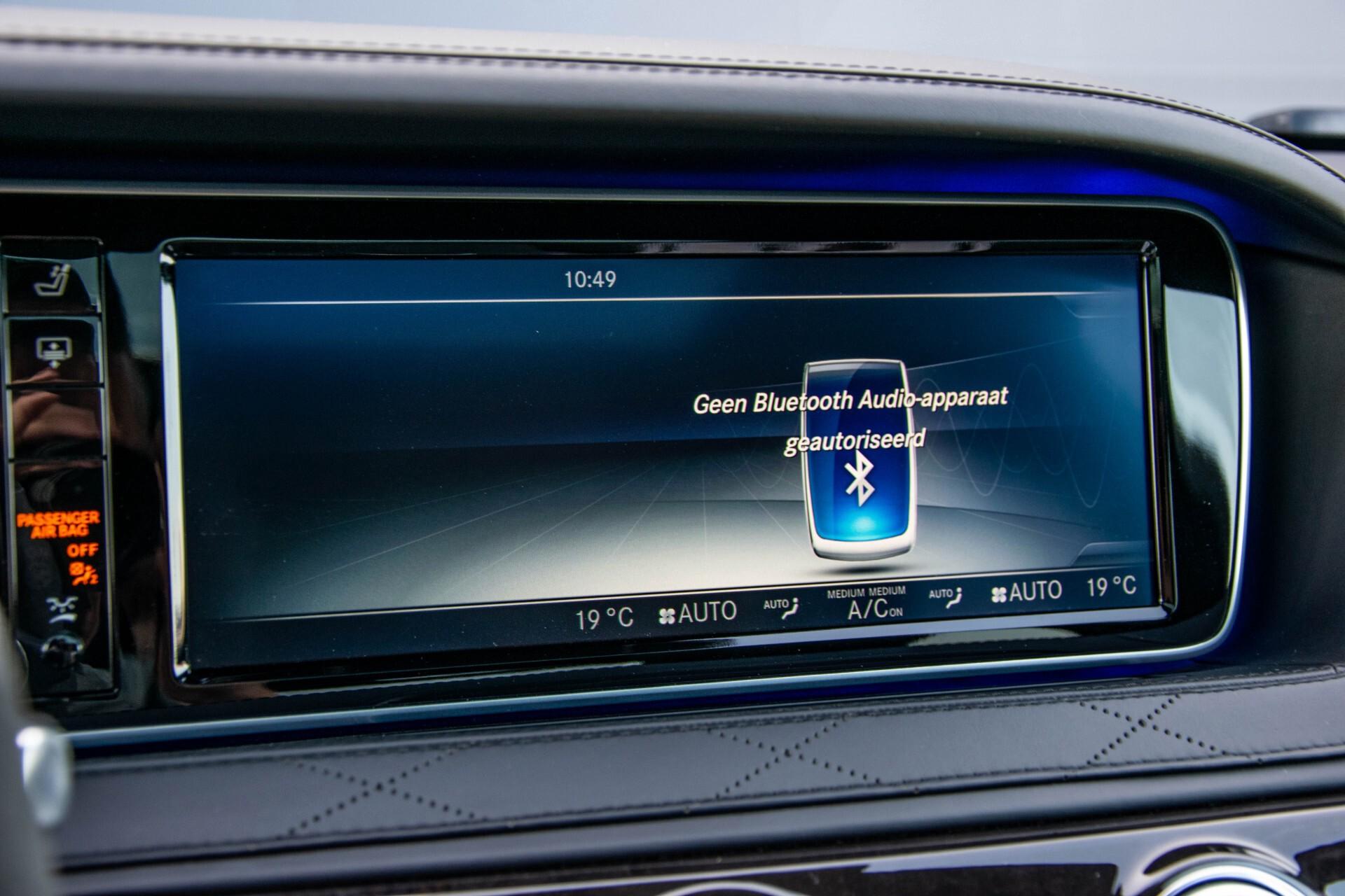 Mercedes-Benz S-Klasse 63 AMG Exclusive/Burmester High-End/Driverspack Aut7 Foto 21