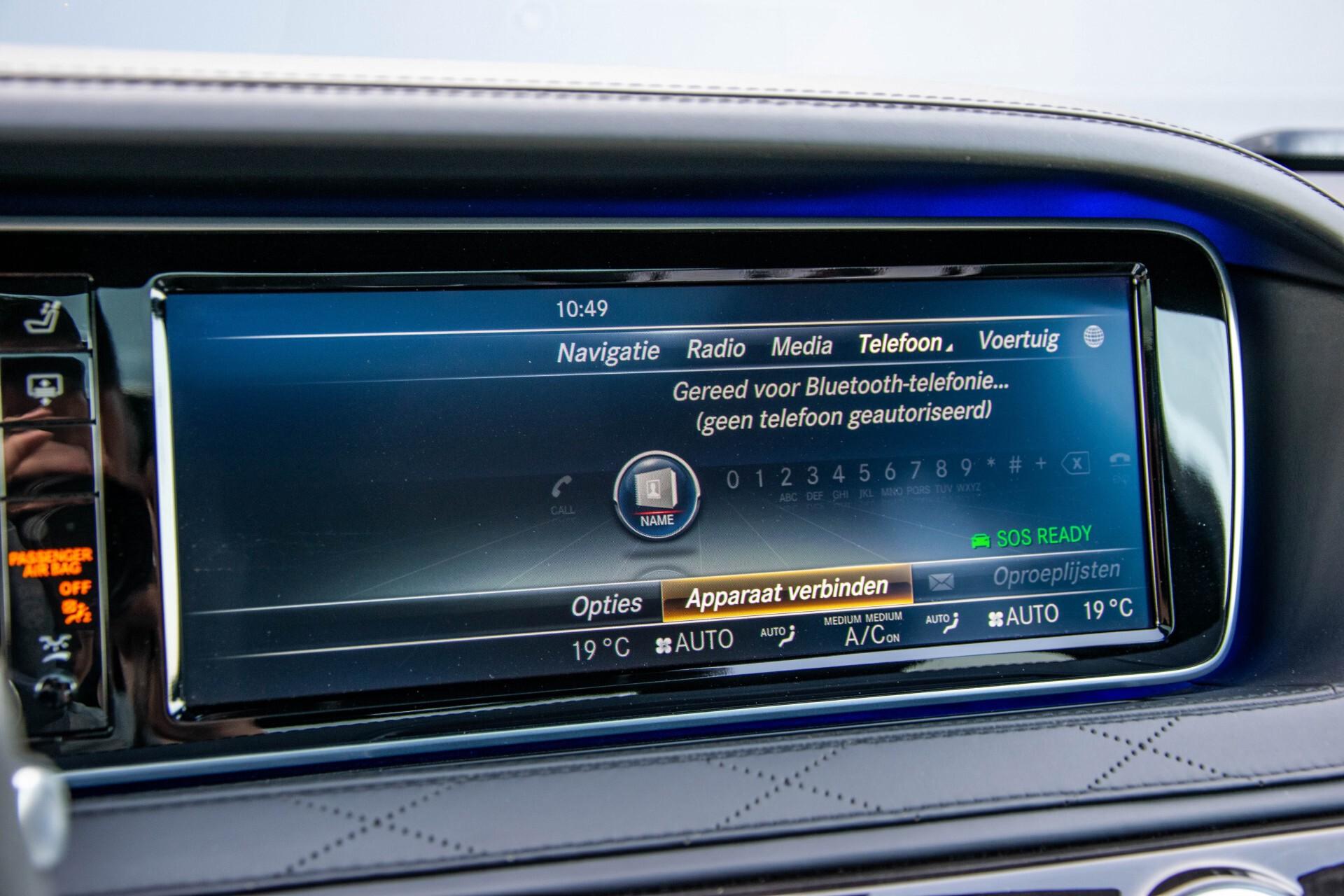 Mercedes-Benz S-Klasse 63 AMG Exclusive/Burmester High-End/Driverspack Aut7 Foto 23