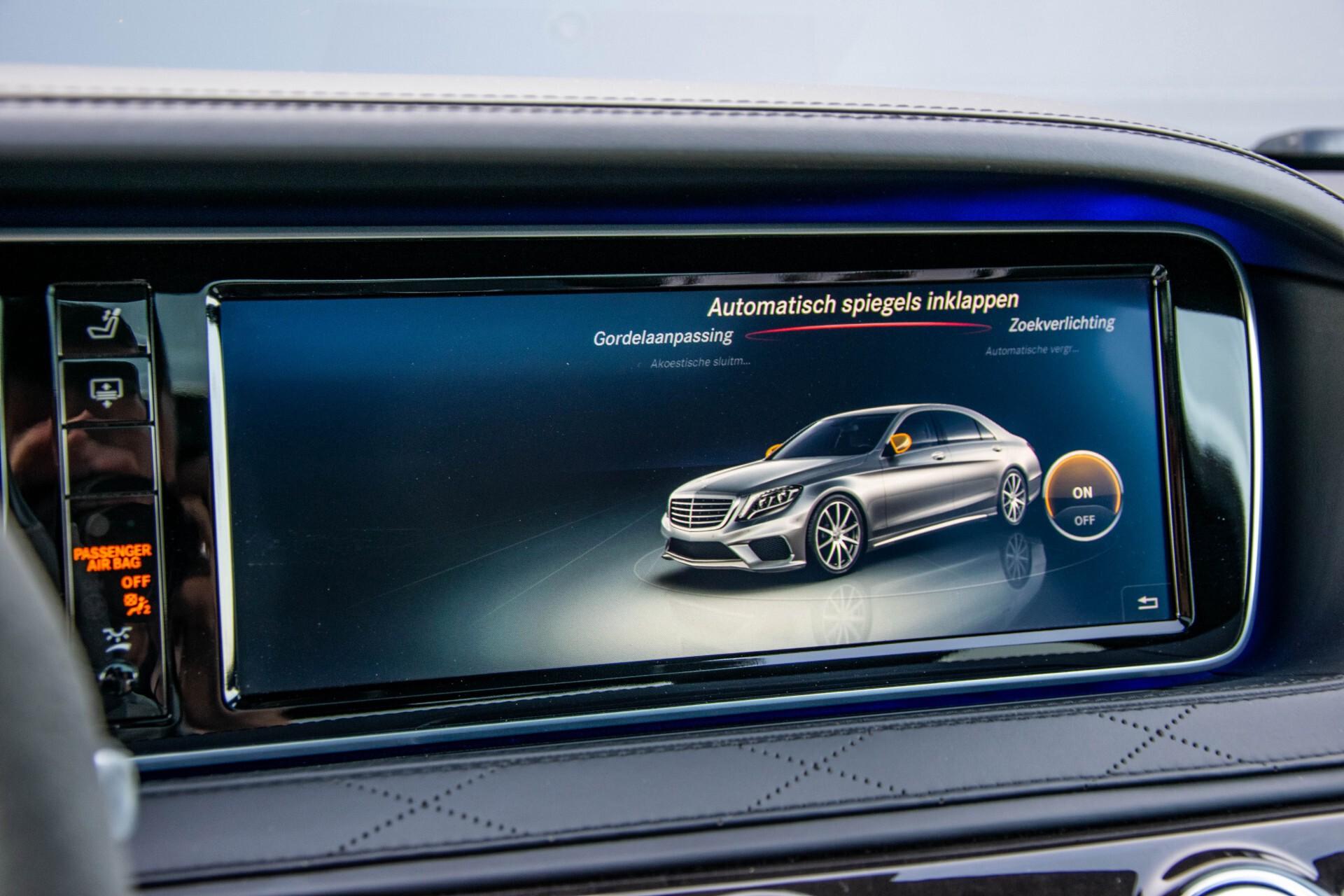 Mercedes-Benz S-Klasse 63 AMG Exclusive/Burmester High-End/Driverspack Aut7 Foto 27