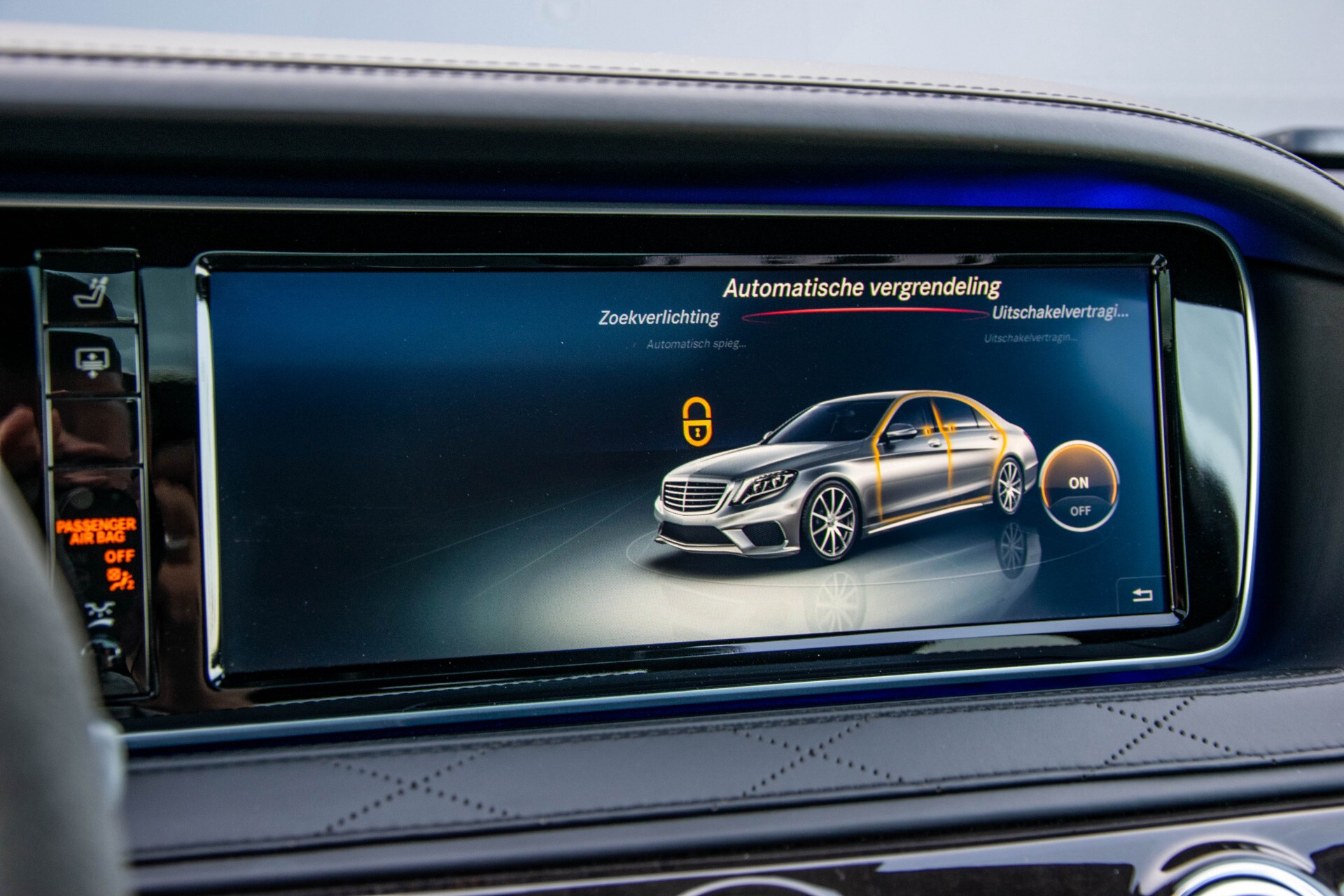 Mercedes-Benz S-Klasse 63 AMG Exclusive/Burmester High-End/Driverspack Aut7 Foto 29
