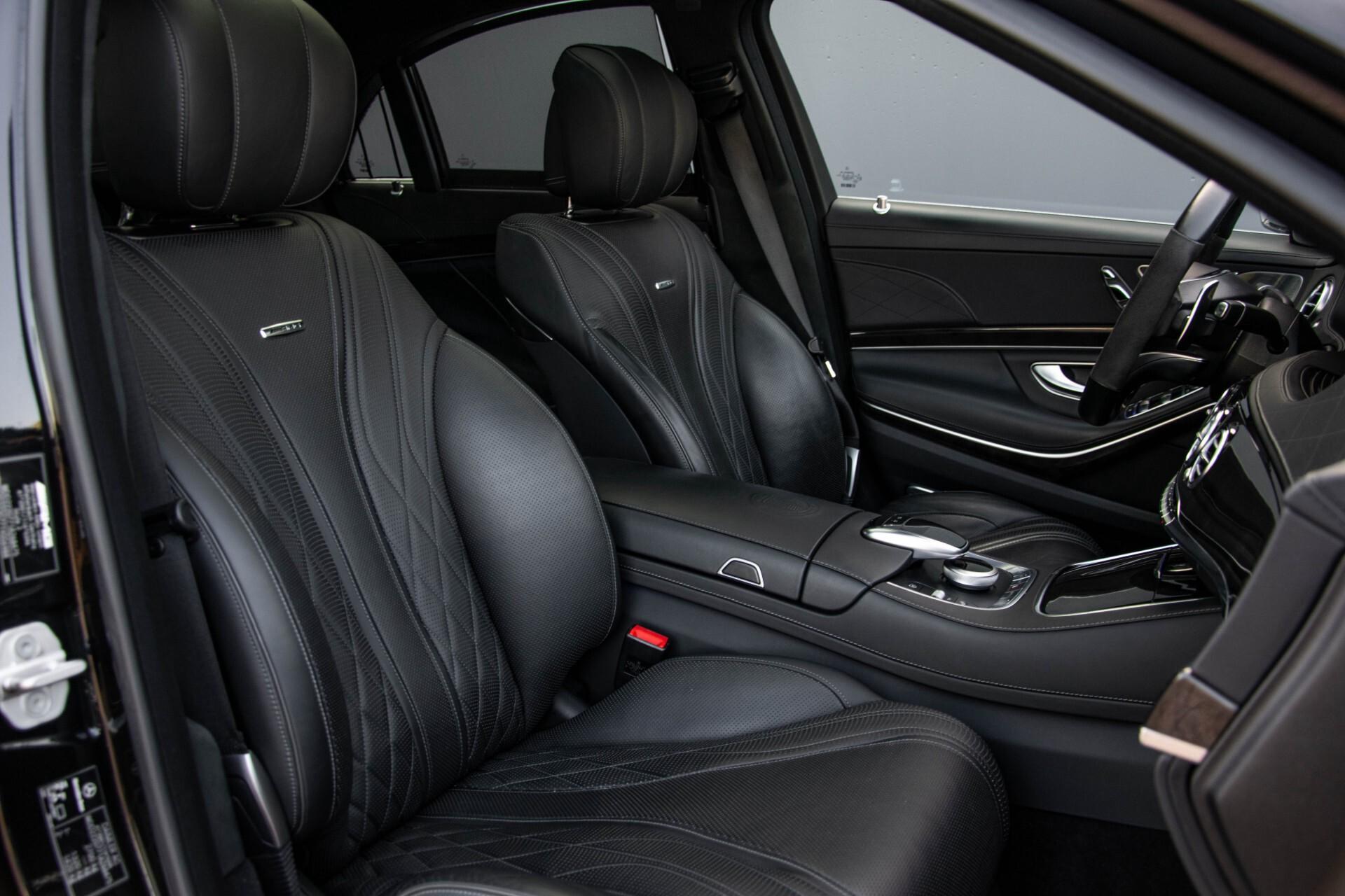 Mercedes-Benz S-Klasse 63 AMG Exclusive/Burmester High-End/Driverspack Aut7 Foto 3