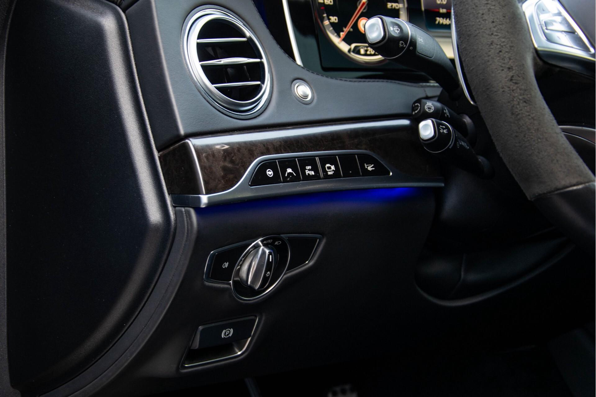 Mercedes-Benz S-Klasse 63 AMG Exclusive/Burmester High-End/Driverspack Aut7 Foto 30