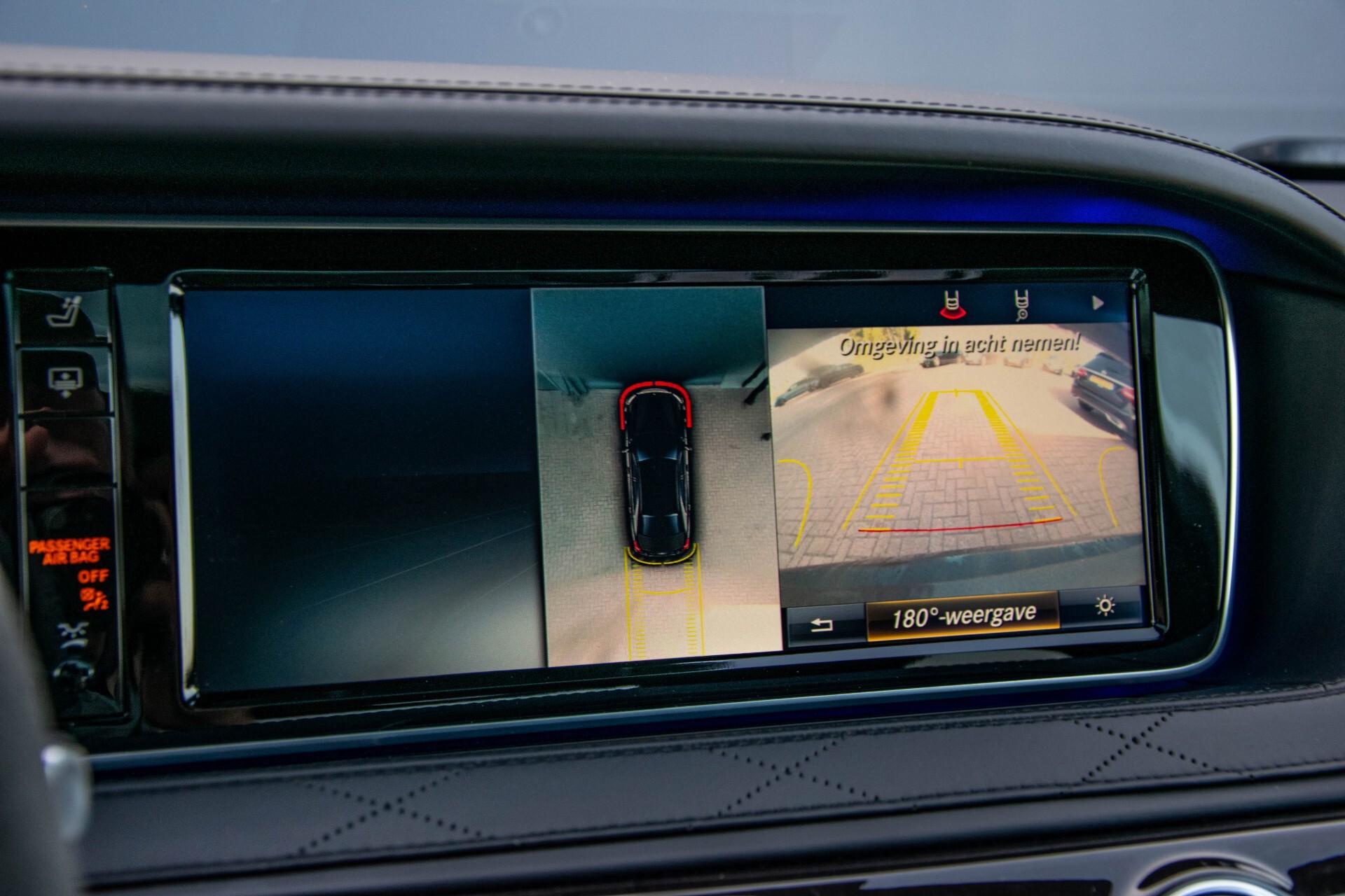 Mercedes-Benz S-Klasse 63 AMG Exclusive/Burmester High-End/Driverspack Aut7 Foto 31