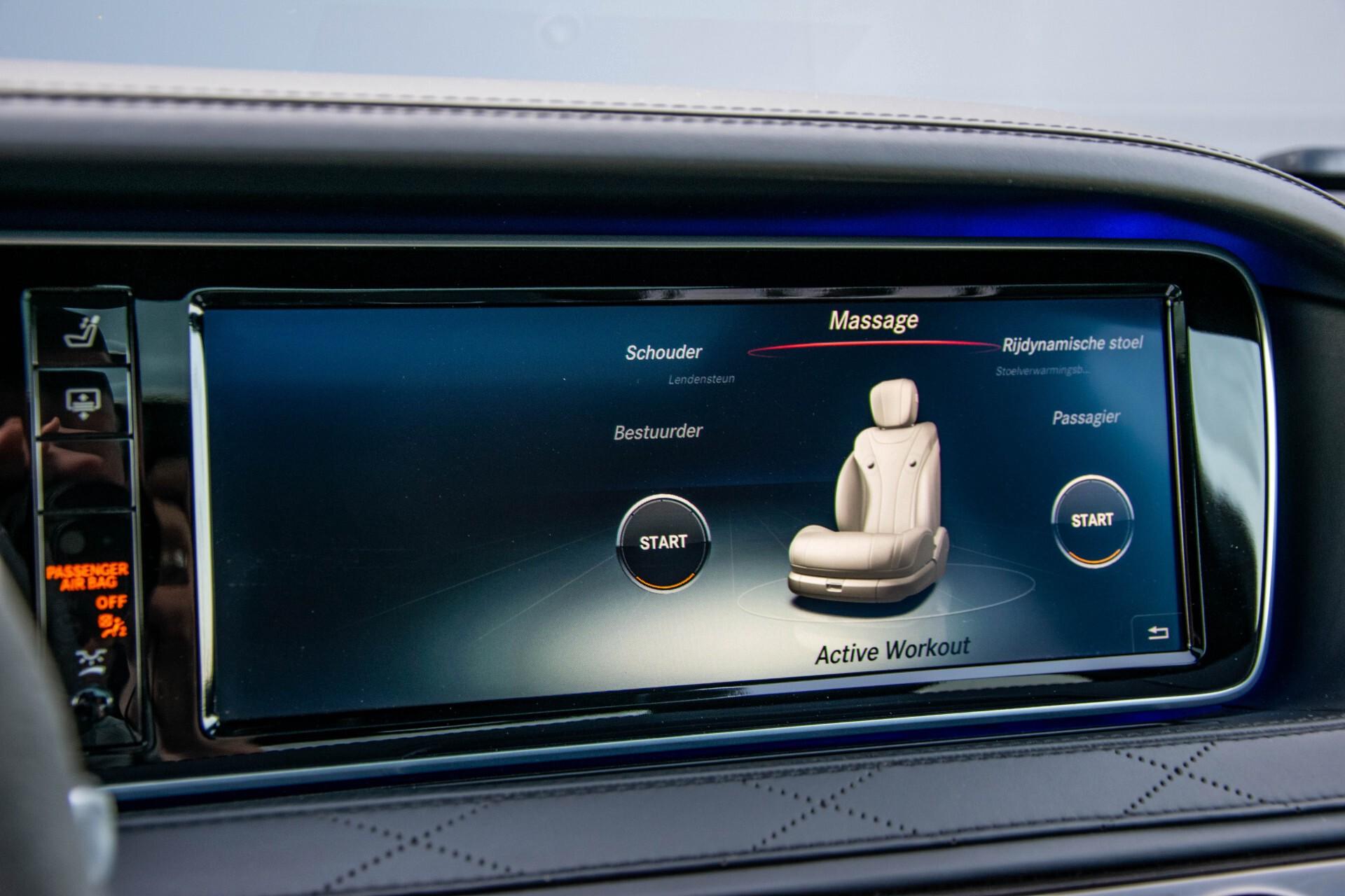 Mercedes-Benz S-Klasse 63 AMG Exclusive/Burmester High-End/Driverspack Aut7 Foto 33