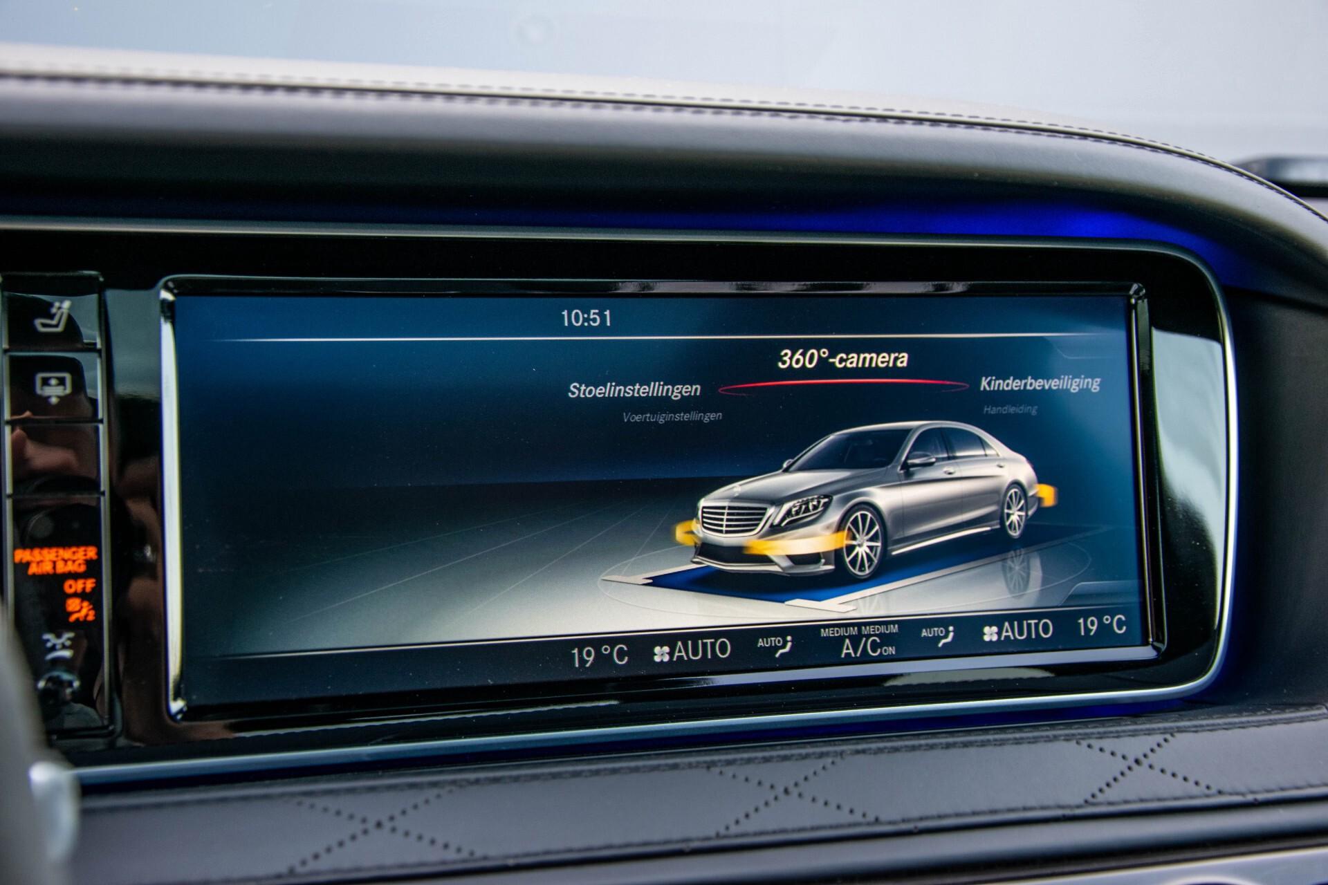 Mercedes-Benz S-Klasse 63 AMG Exclusive/Burmester High-End/Driverspack Aut7 Foto 35