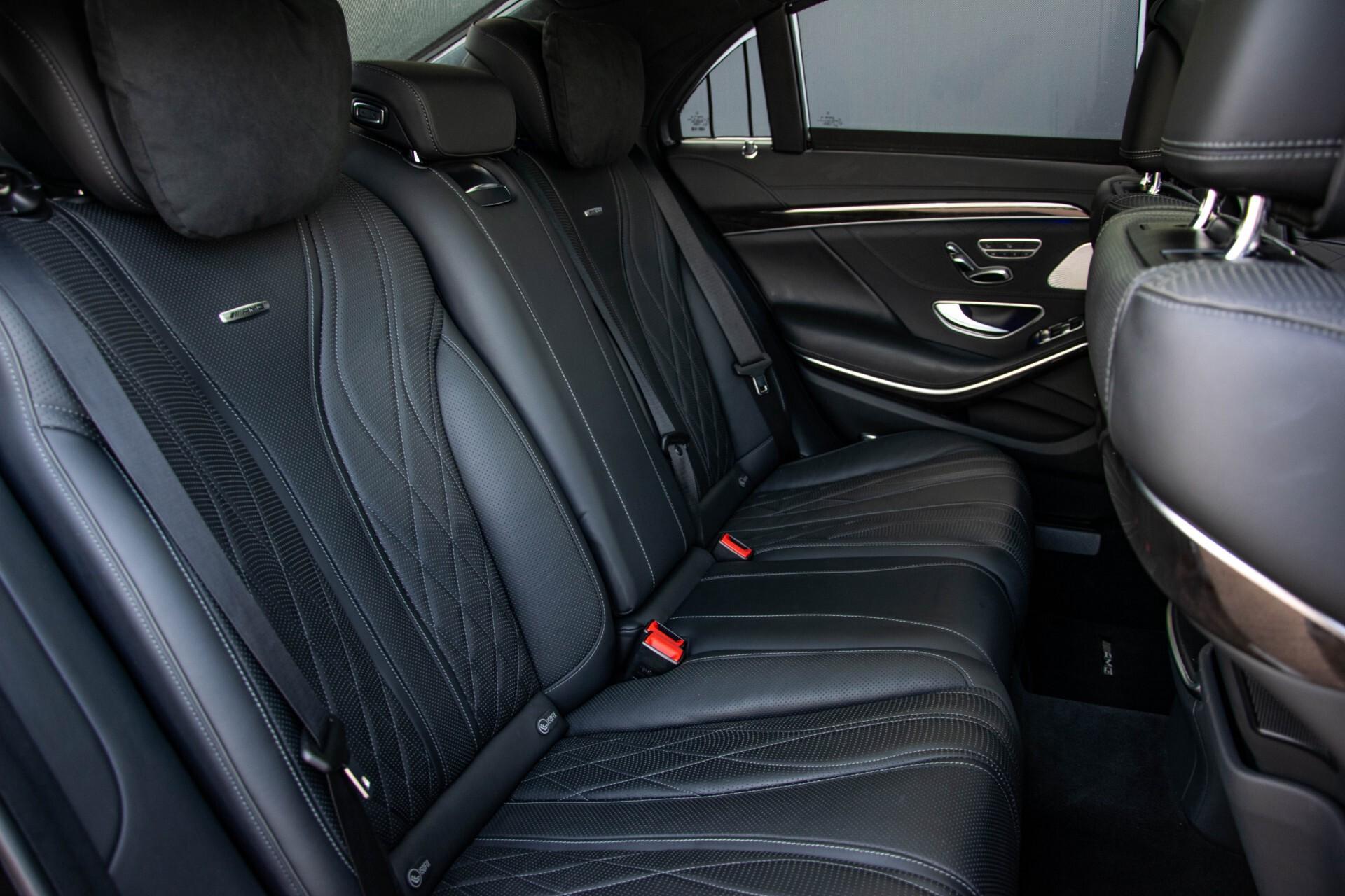 Mercedes-Benz S-Klasse 63 AMG Exclusive/Burmester High-End/Driverspack Aut7 Foto 4