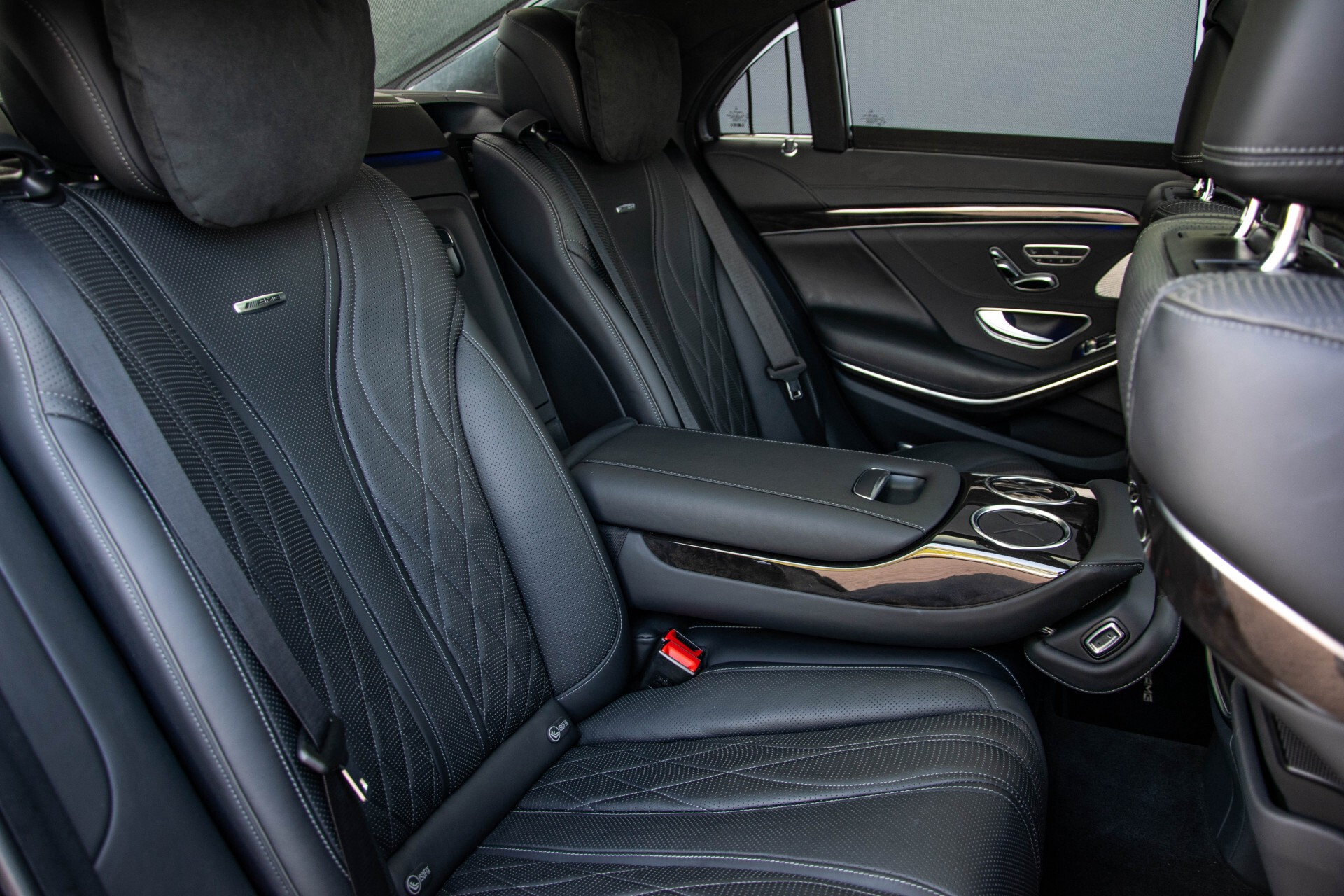 Mercedes-Benz S-Klasse 63 AMG Exclusive/Burmester High-End/Driverspack Aut7 Foto 5