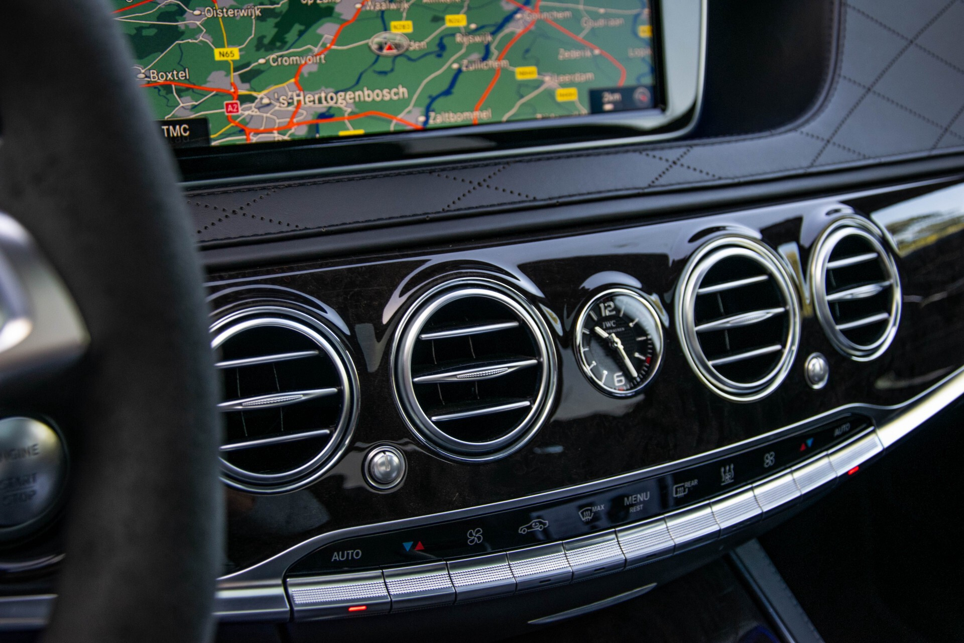 Mercedes-Benz S-Klasse 63 AMG Exclusive/Burmester High-End/Driverspack Aut7 Foto 56