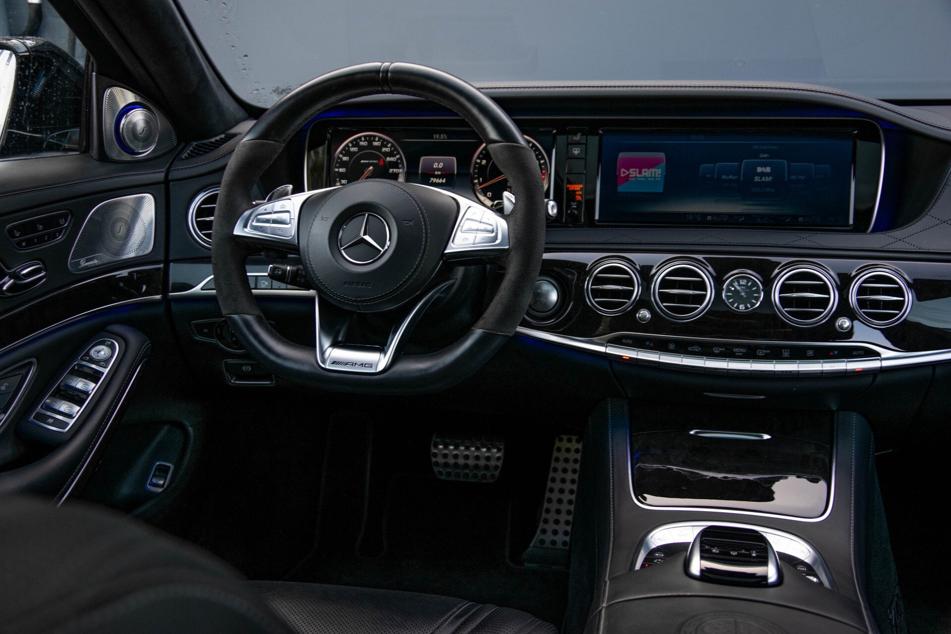 Mercedes-Benz S-Klasse 63 AMG Exclusive/Burmester High-End/Driverspack Aut7 Foto 6