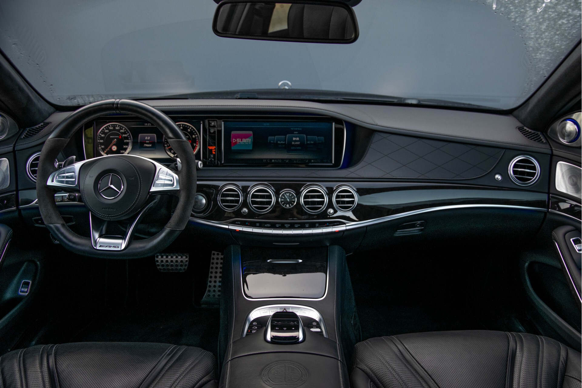 Mercedes-Benz S-Klasse 63 AMG Exclusive/Burmester High-End/Driverspack Aut7 Foto 7