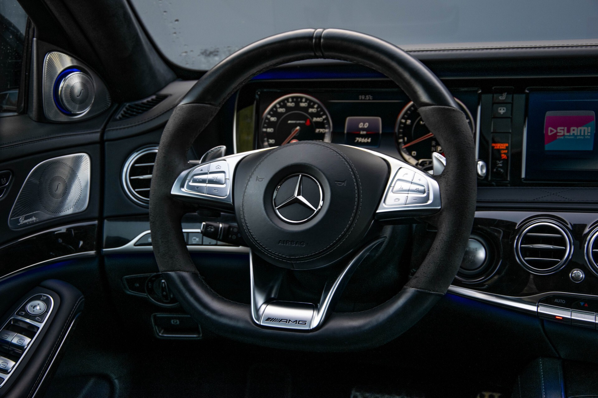 Mercedes-Benz S-Klasse 63 AMG Exclusive/Burmester High-End/Driverspack Aut7 Foto 8