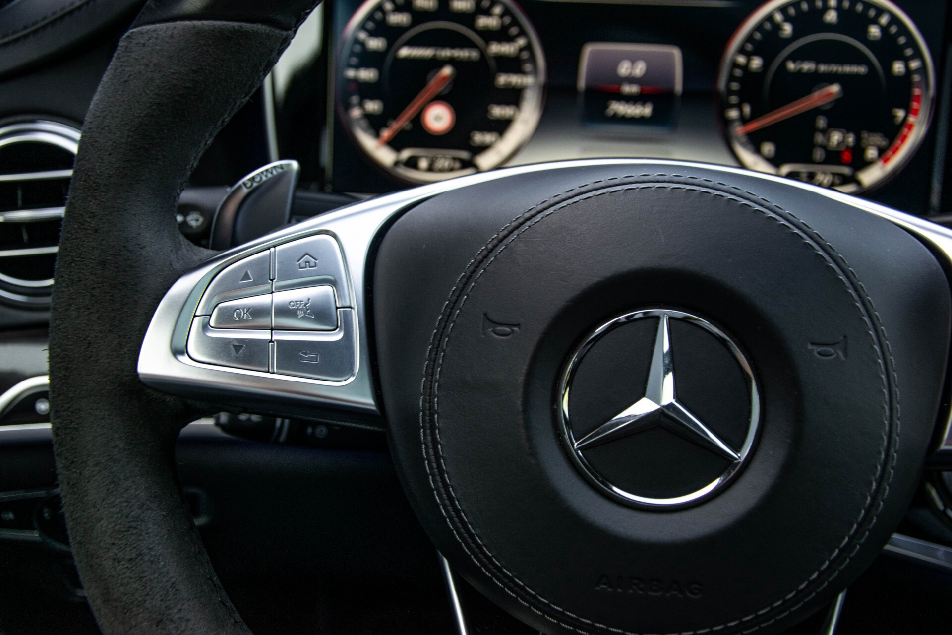 Mercedes-Benz S-Klasse 63 AMG Exclusive/Burmester High-End/Driverspack Aut7 Foto 9