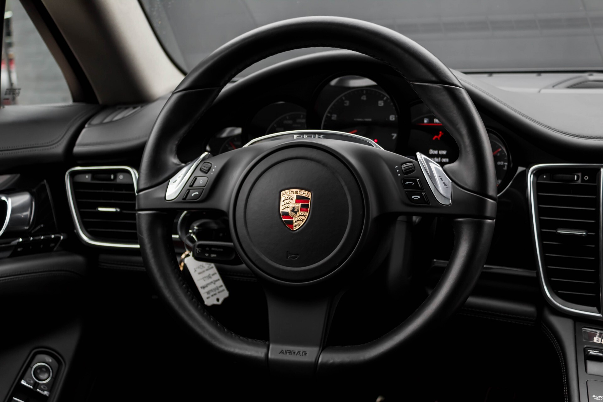 Porsche Panamera 3.6 4 Sportchrono/Luchtvering/Dak/Nappa/Aut7 Foto 10