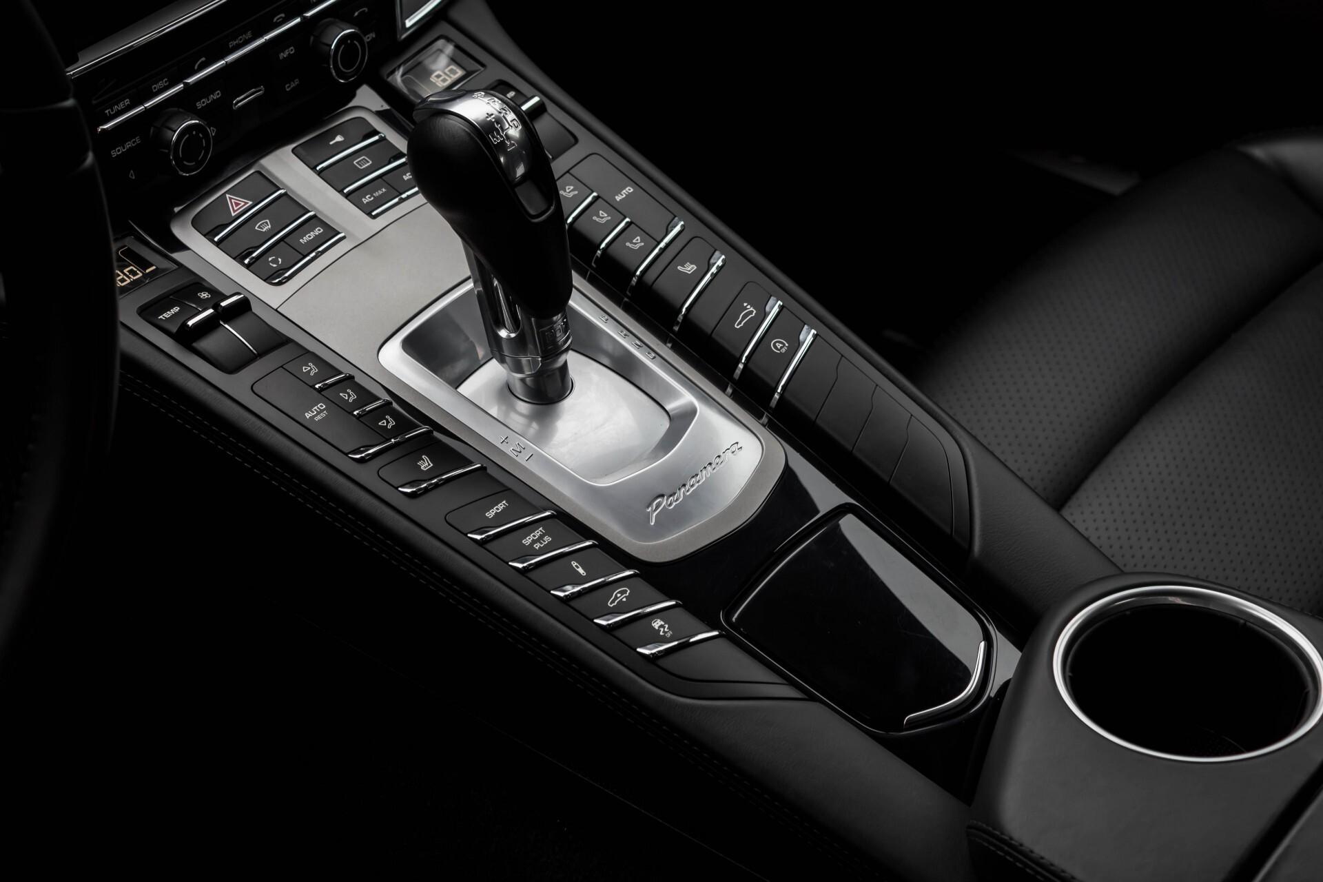Porsche Panamera 3.6 4 Sportchrono/Luchtvering/Dak/Nappa/Aut7 Foto 21