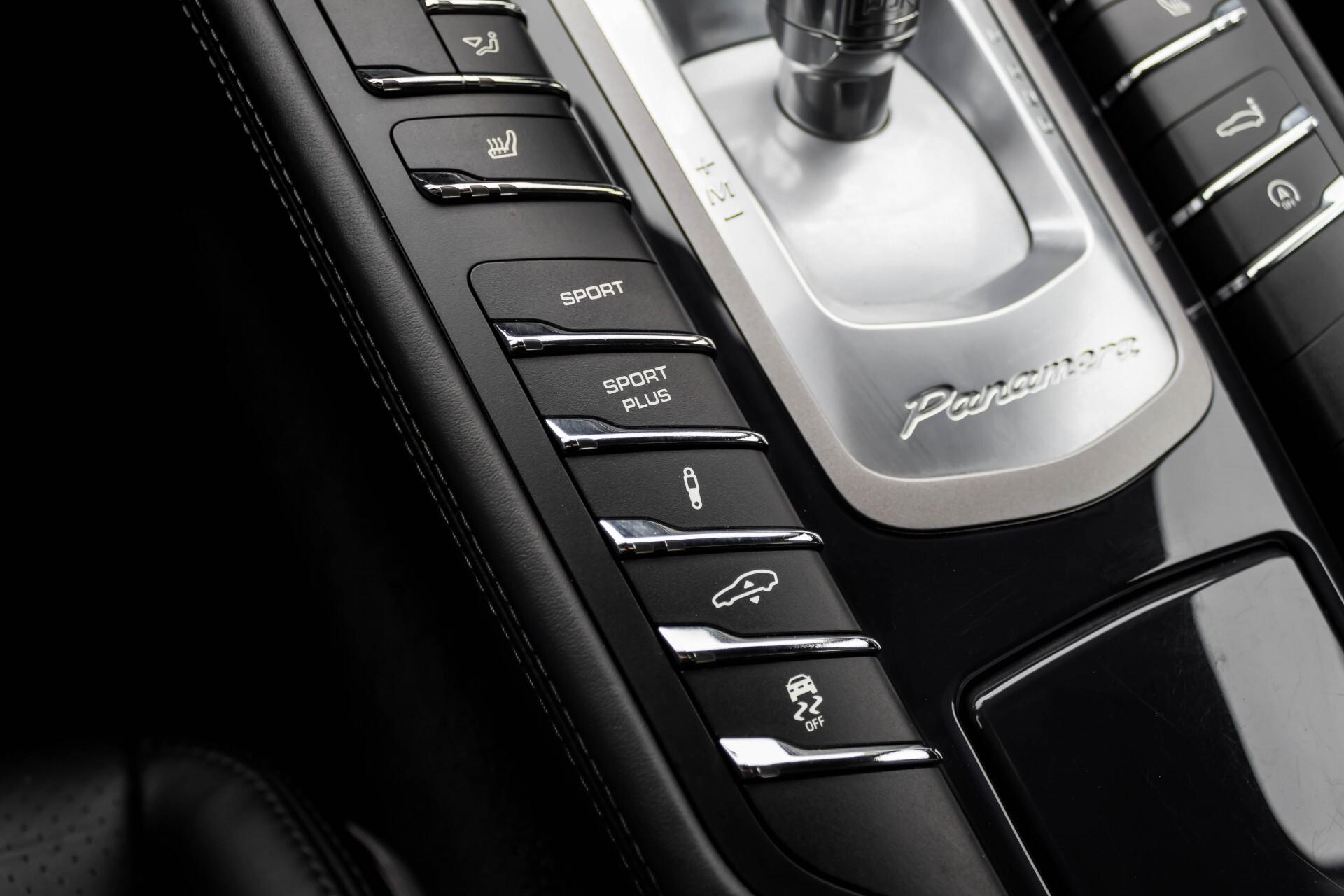 Porsche Panamera 3.6 4 Sportchrono/Luchtvering/Dak/Nappa/Aut7 Foto 23