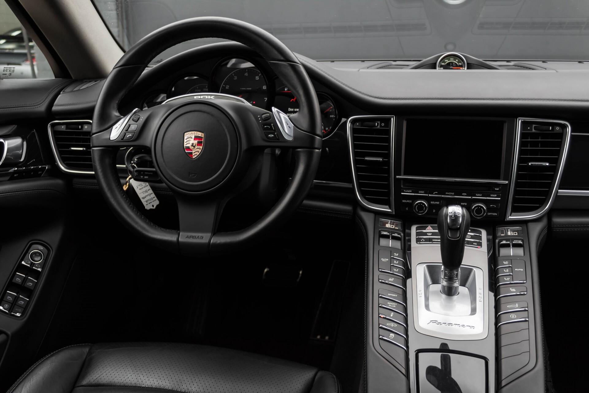 Porsche Panamera 3.6 4 Sportchrono/Luchtvering/Dak/Nappa/Aut7 Foto 8