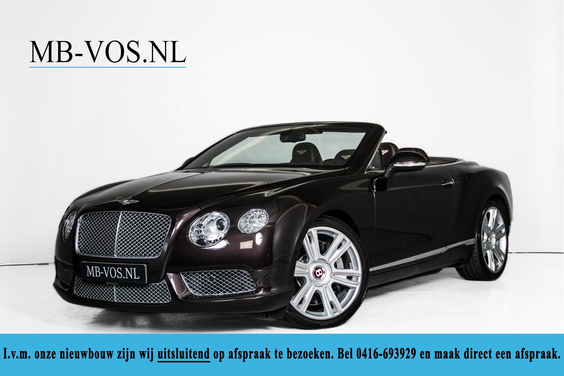 Bentley Continental GT 4.0 V8 GTC Havannabruin Aut8 Foto 1