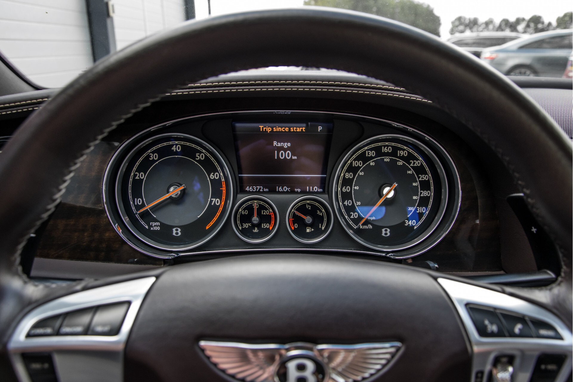 Bentley Continental GT 4.0 V8 GTC Aut7 Havannabruin Foto 13