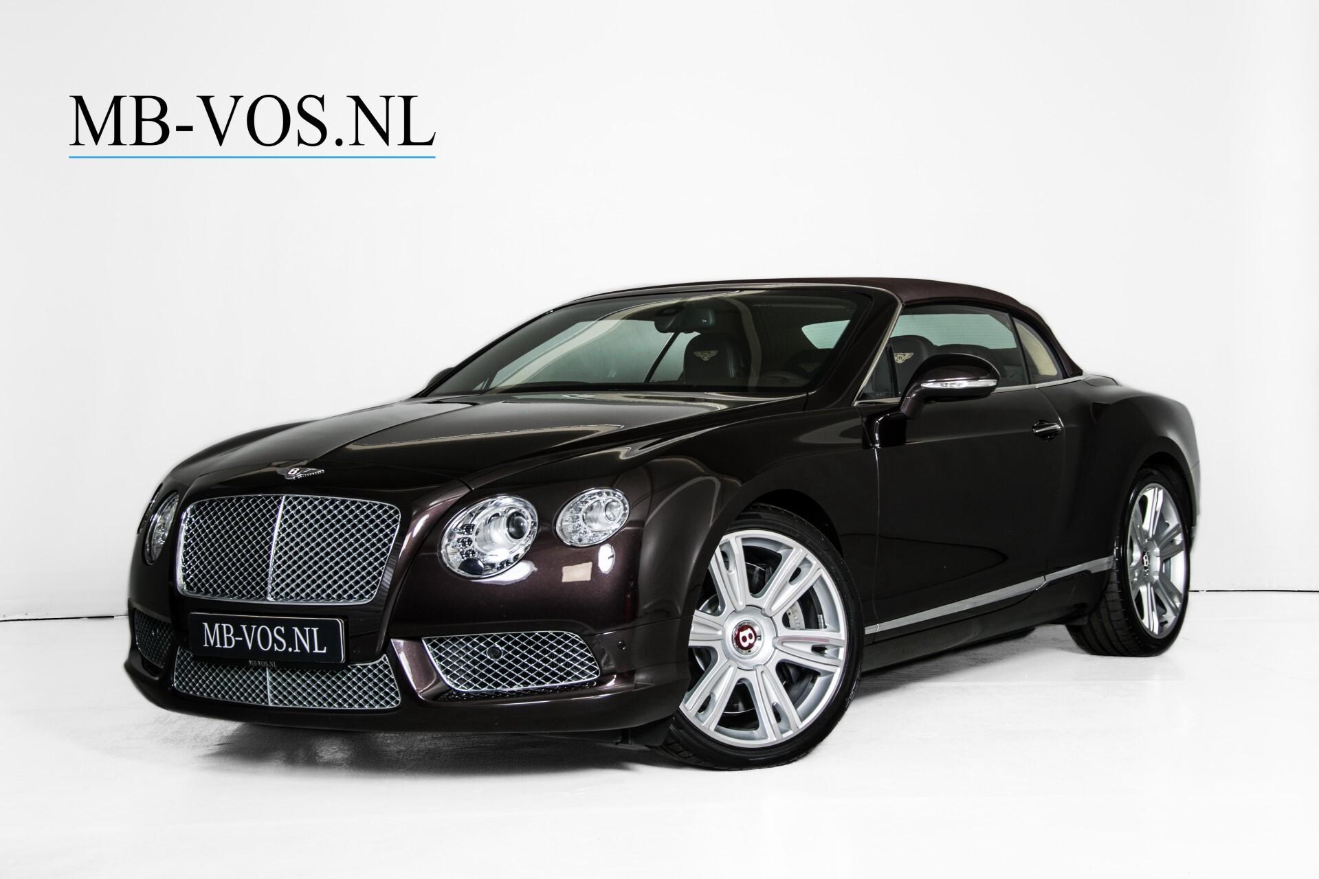 Bentley Continental GT 4.0 V8 GTC Aut7 Havannabruin Foto 2