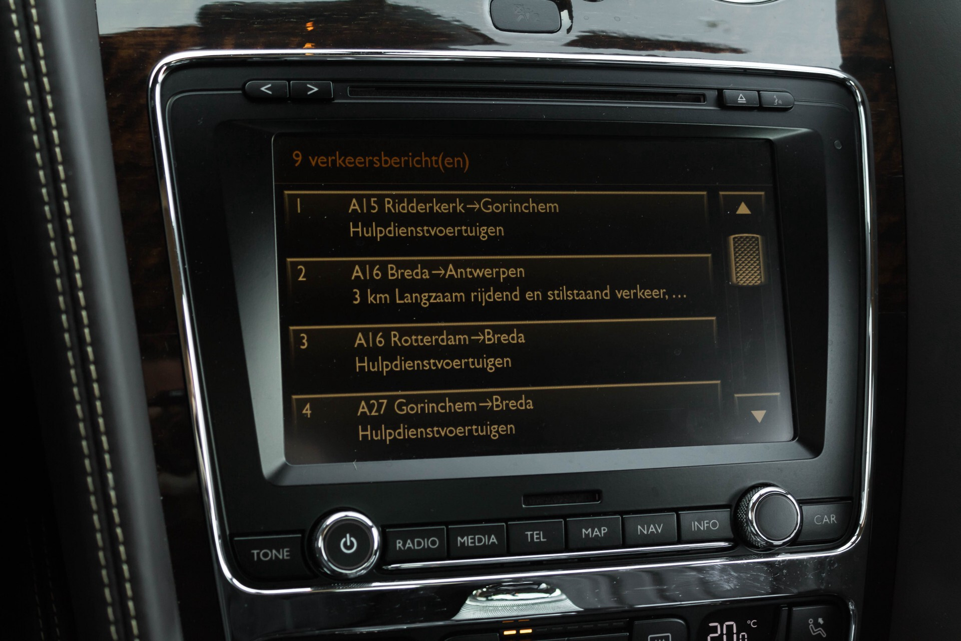Bentley Continental GT 4.0 V8 GTC Aut7 Havannabruin Foto 22