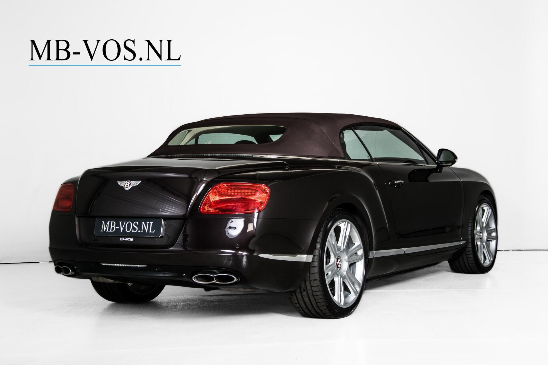 Bentley Continental GT 4.0 V8 GTC Aut7 Havannabruin Foto 4