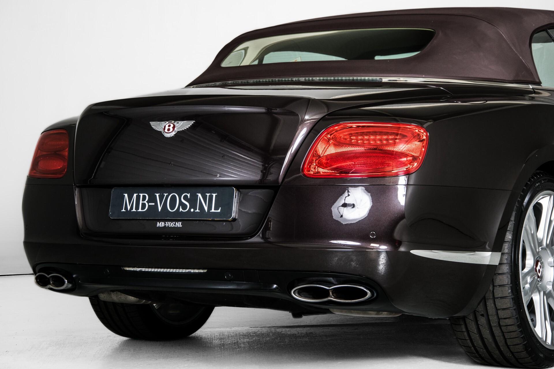 Bentley Continental GT 4.0 V8 GTC Havannabruin Aut8 Foto 53