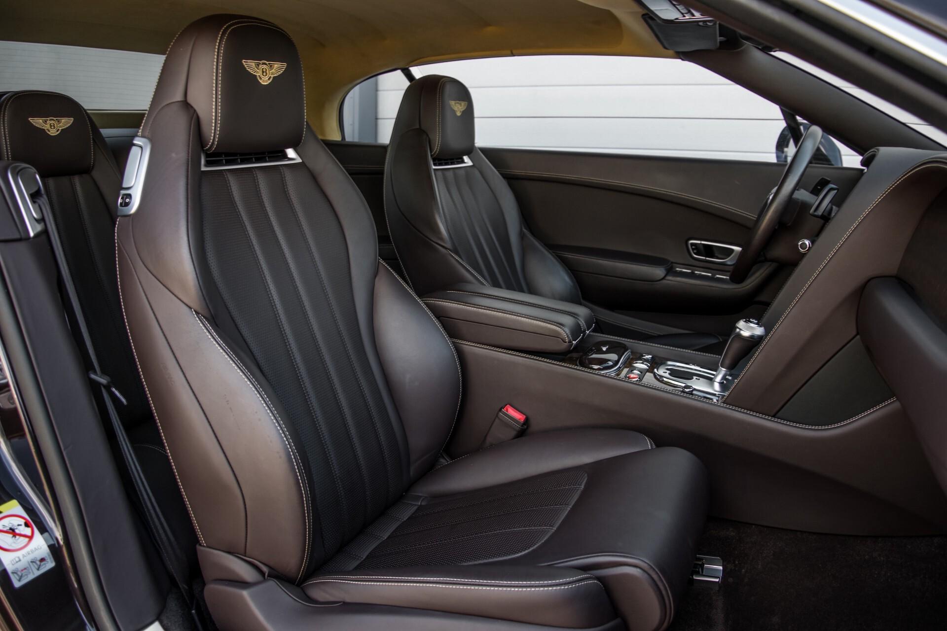 Bentley Continental GT 4.0 V8 GTC Aut7 Havannabruin Foto 6