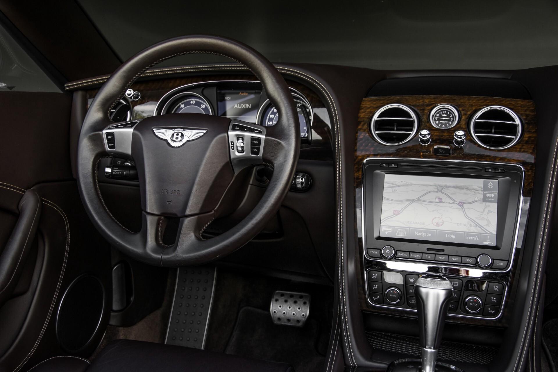 Bentley Continental GT 4.0 V8 GTC Havannabruin Aut8 Foto 8