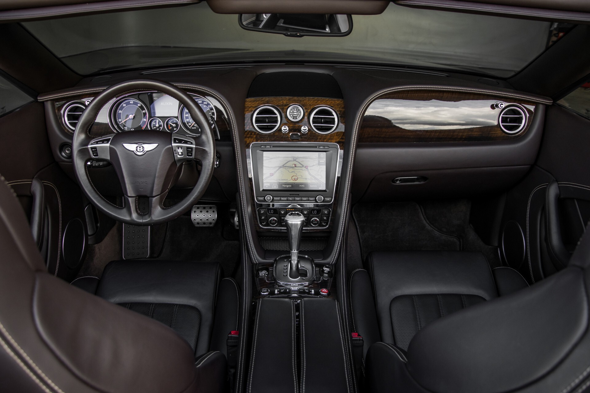 Bentley Continental GT 4.0 V8 GTC Havannabruin Aut8 Foto 9