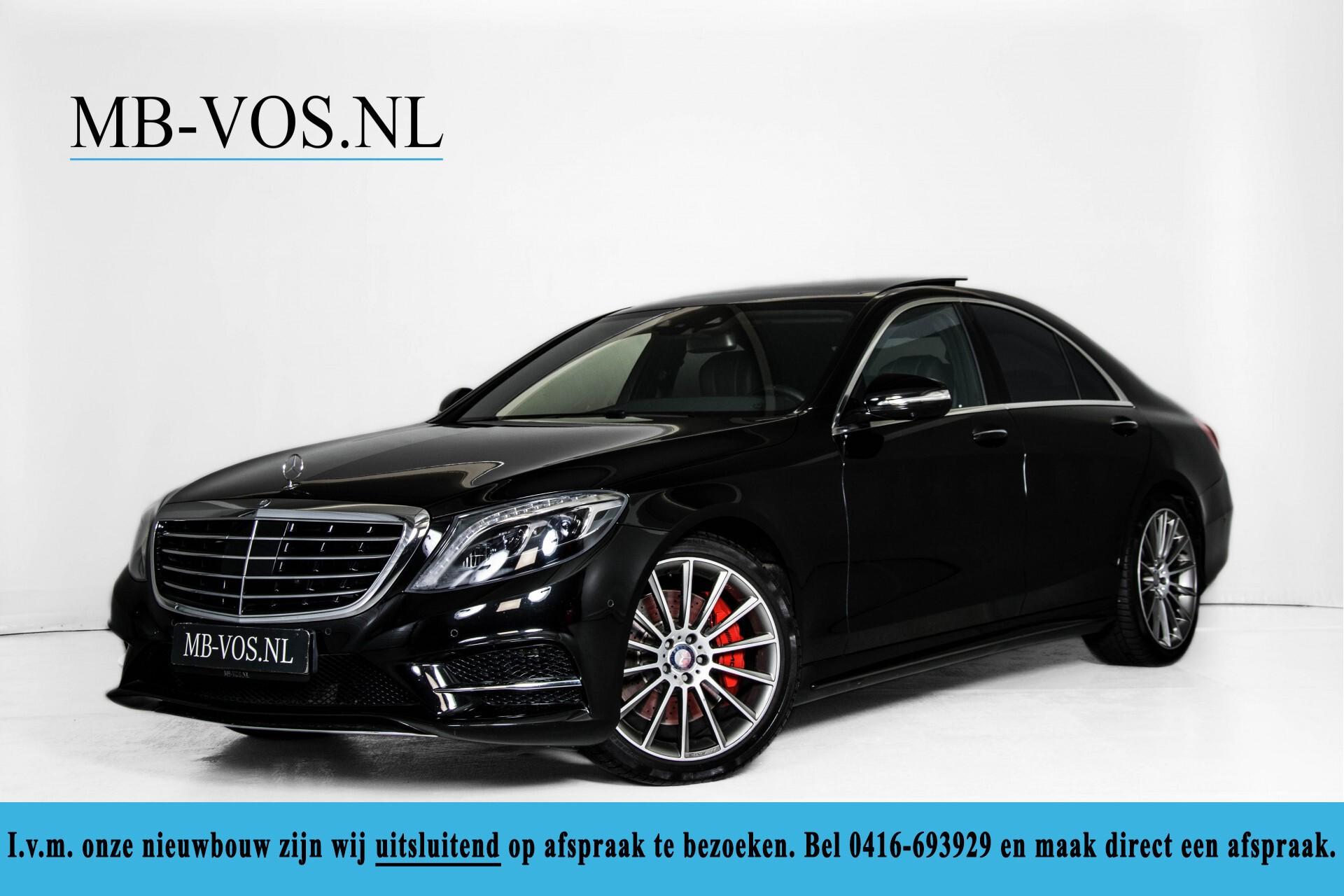 Mercedes-Benz S-Klasse 500 4-M AMG Panorama/Standkachel/Massage/Entertainment/TV Aut7 Foto 1