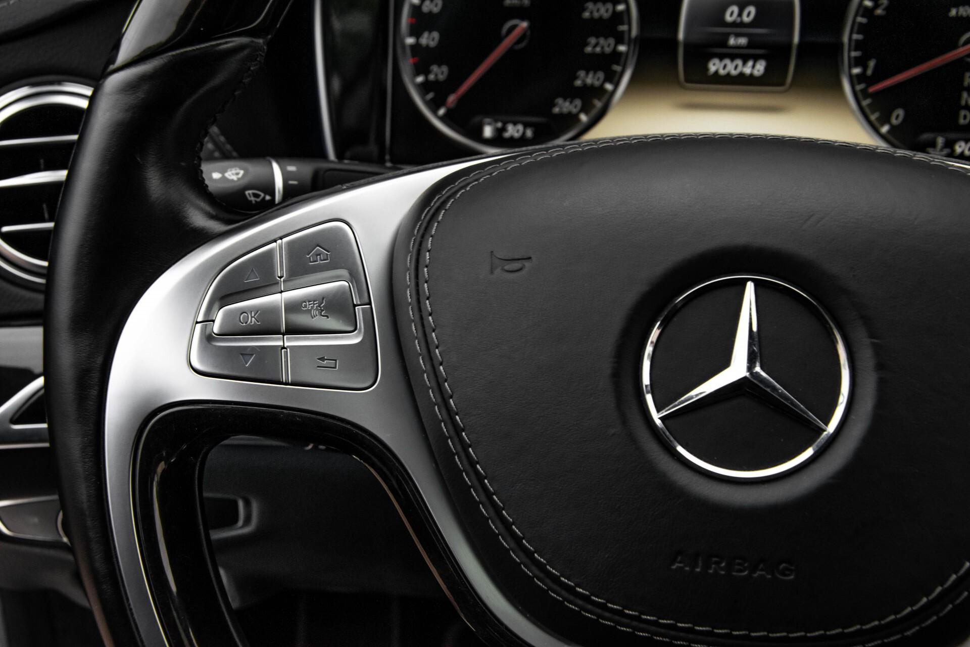 Mercedes-Benz S-Klasse 500 4-M AMG Panorama/Standkachel/Massage/Entertainment/TV Aut7 Foto 10