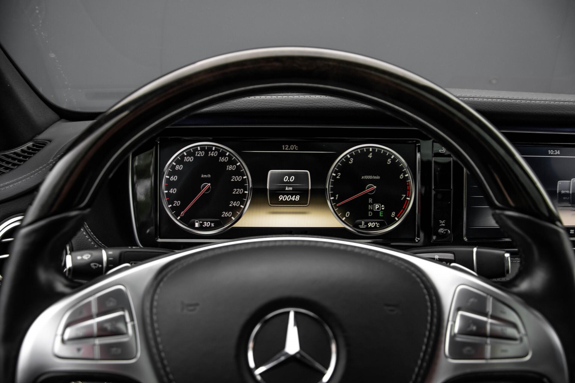 Mercedes-Benz S-Klasse 500 4-M AMG Panorama/Standkachel/Massage/Entertainment/TV Aut7 Foto 13