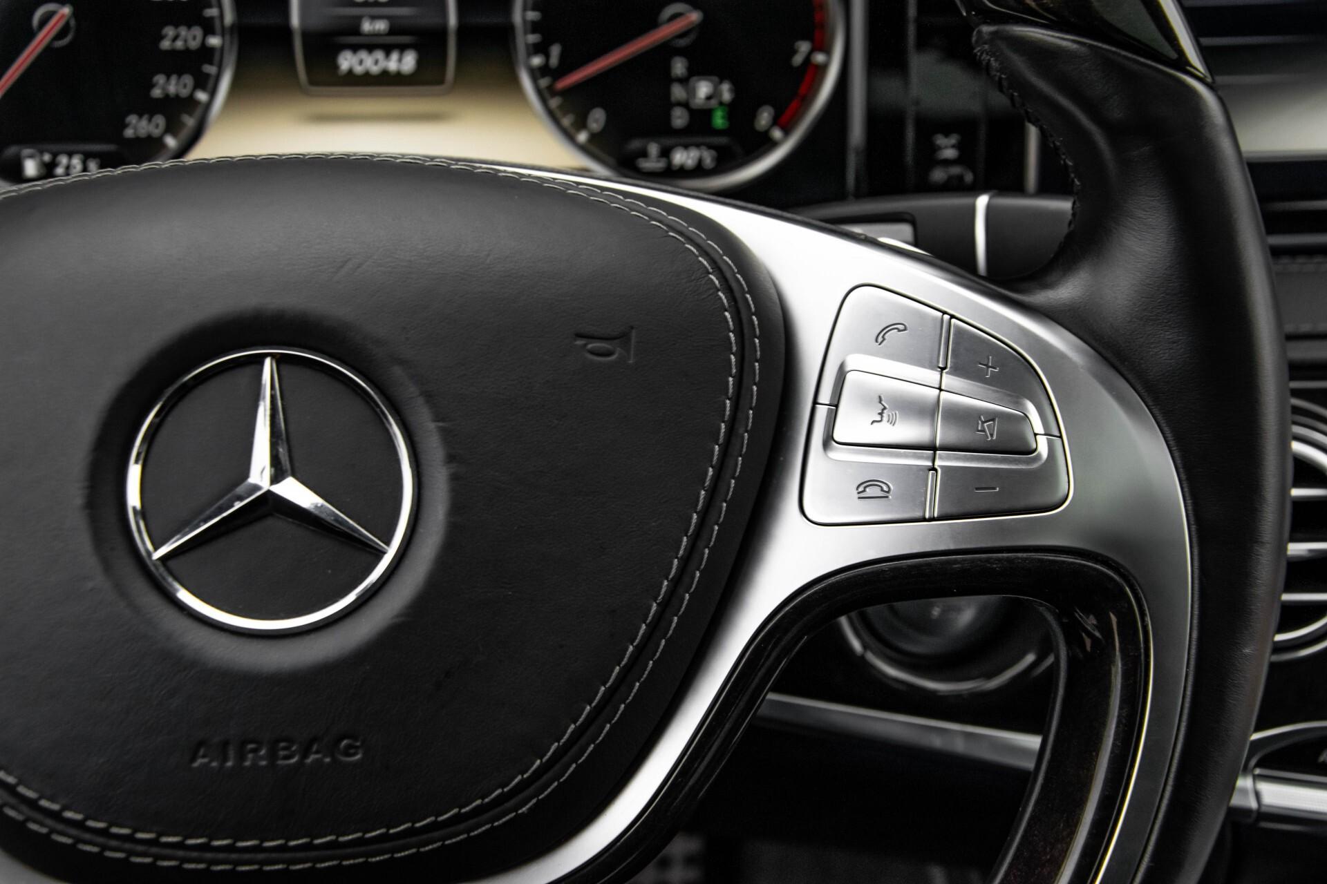 Mercedes-Benz S-Klasse 500 4-M AMG Panorama/Standkachel/Massage/Entertainment/TV Aut7 Foto 16