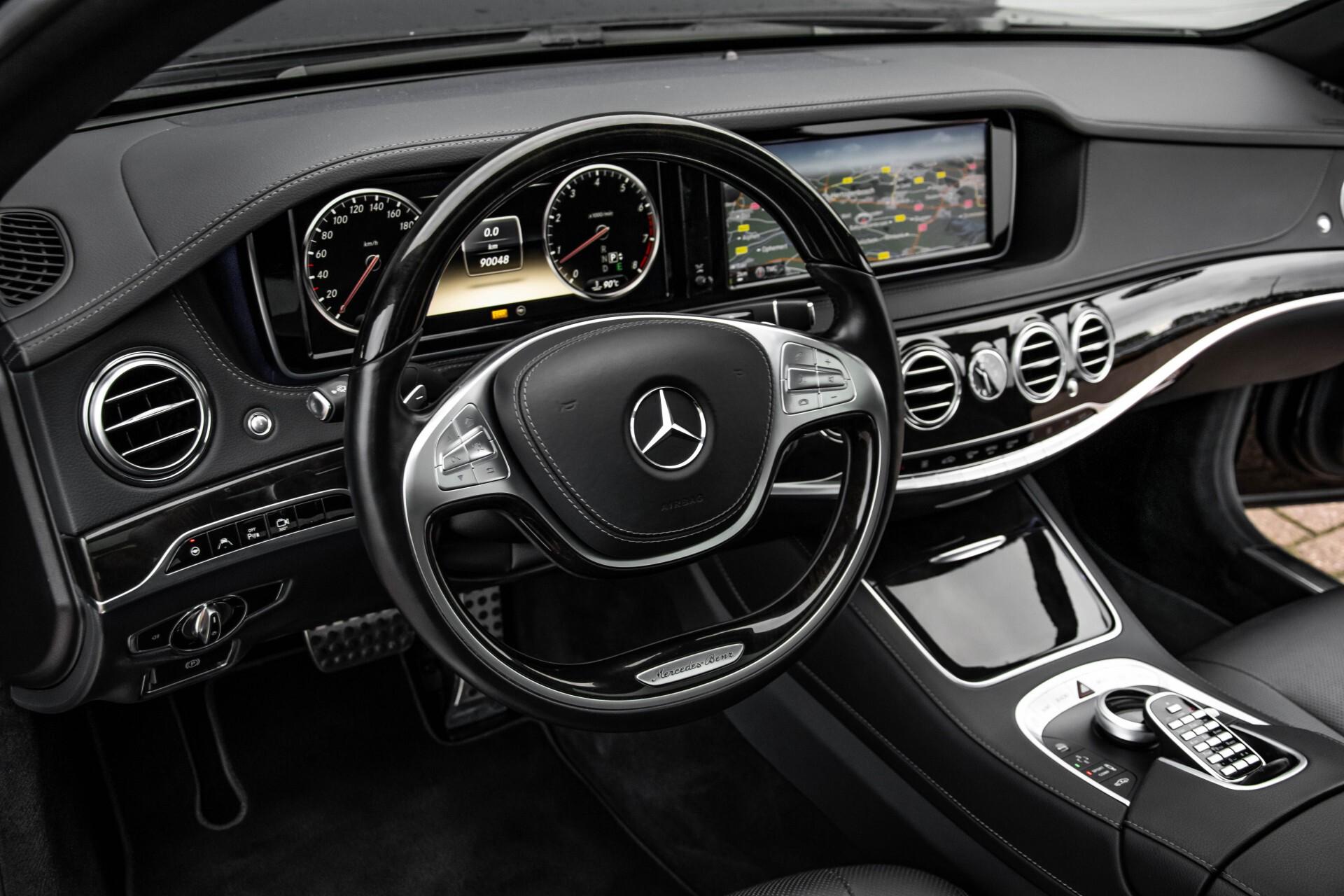 Mercedes-Benz S-Klasse 500 4-M AMG Panorama/Standkachel/Massage/Entertainment/TV Aut7 Foto 17
