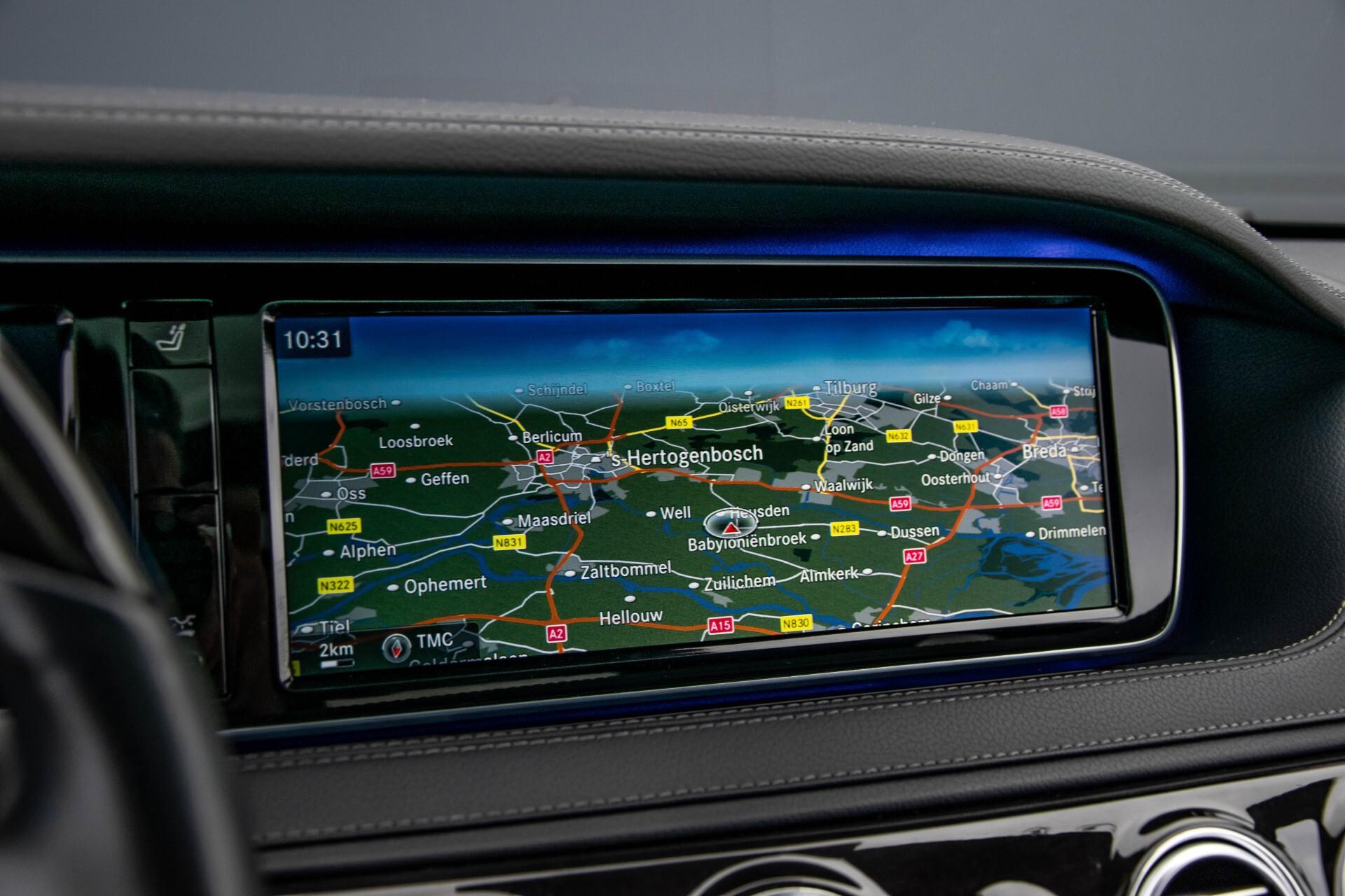 Mercedes-Benz S-Klasse 500 4-M AMG Panorama/Standkachel/Massage/Entertainment/TV Aut7 Foto 18