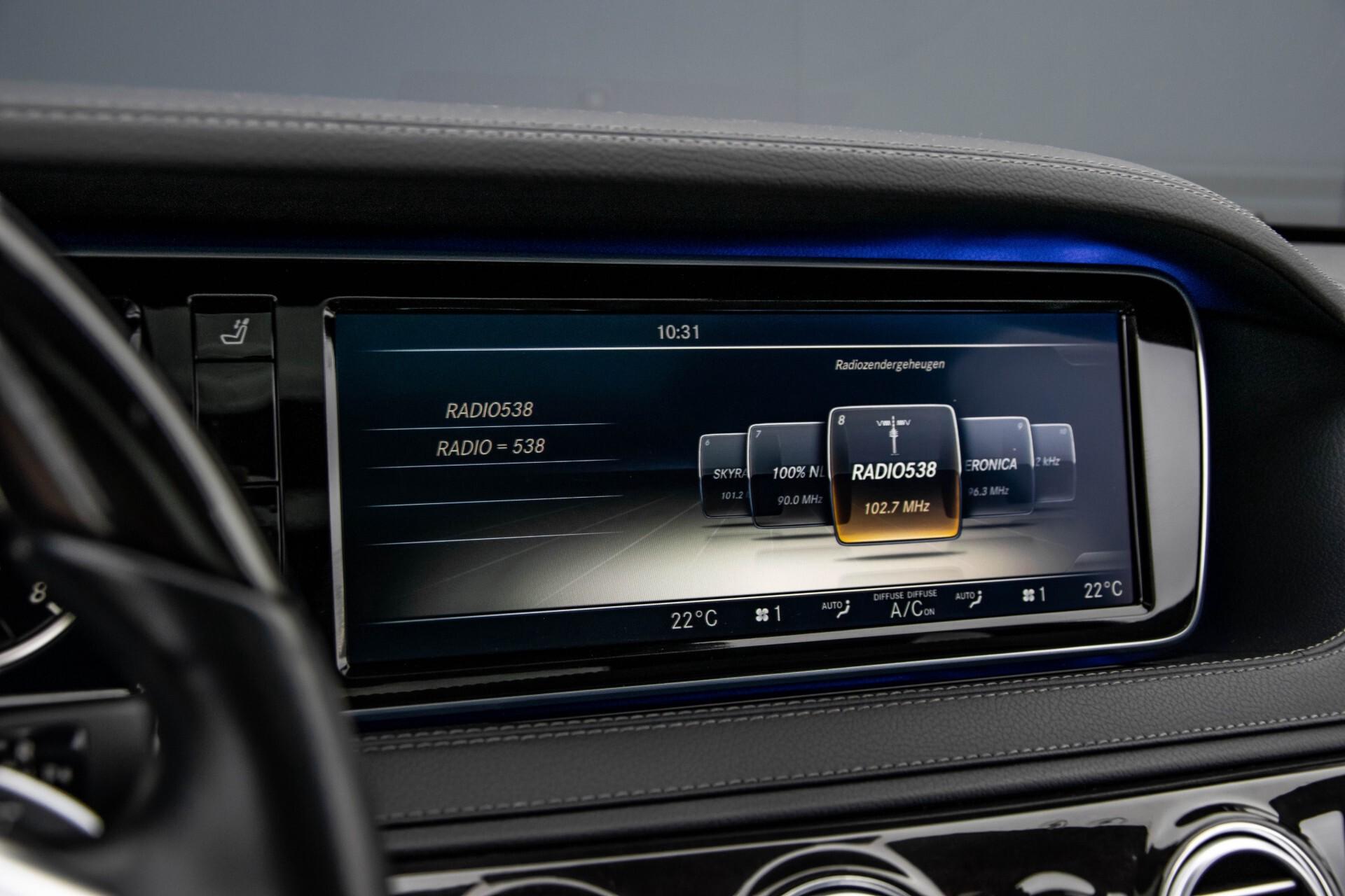 Mercedes-Benz S-Klasse 500 4-M AMG Panorama/Standkachel/Massage/Entertainment/TV Aut7 Foto 20