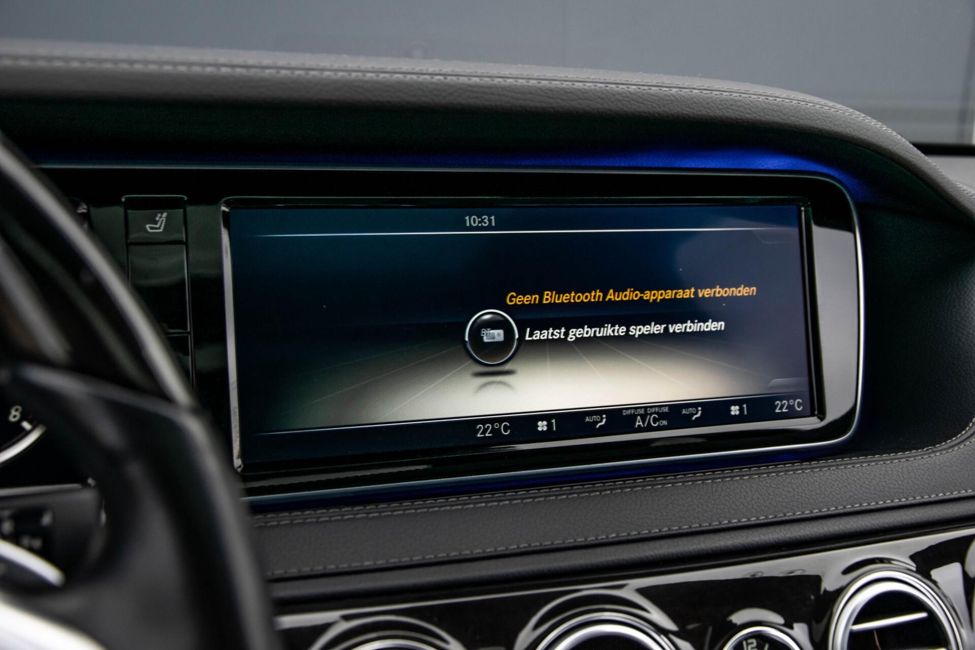 Mercedes-Benz S-Klasse 500 4-M AMG Panorama/Standkachel/Massage/Entertainment/TV Aut7 Foto 22