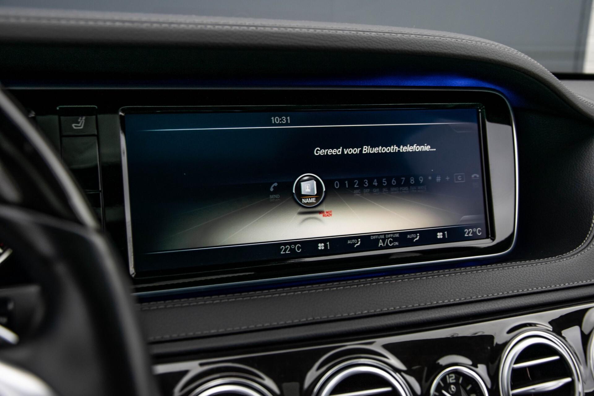 Mercedes-Benz S-Klasse 500 4-M AMG Panorama/Standkachel/Massage/Entertainment/TV Aut7 Foto 24