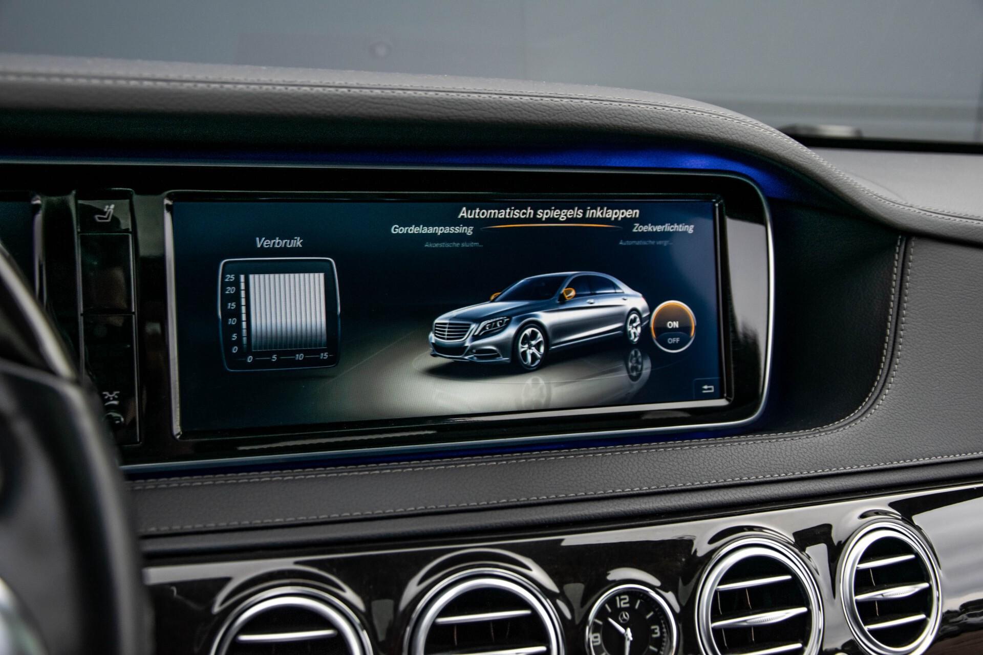 Mercedes-Benz S-Klasse 500 4M AMG Panorama/Standkachel/Massage/Entertainment/TV Aut7 Foto 26