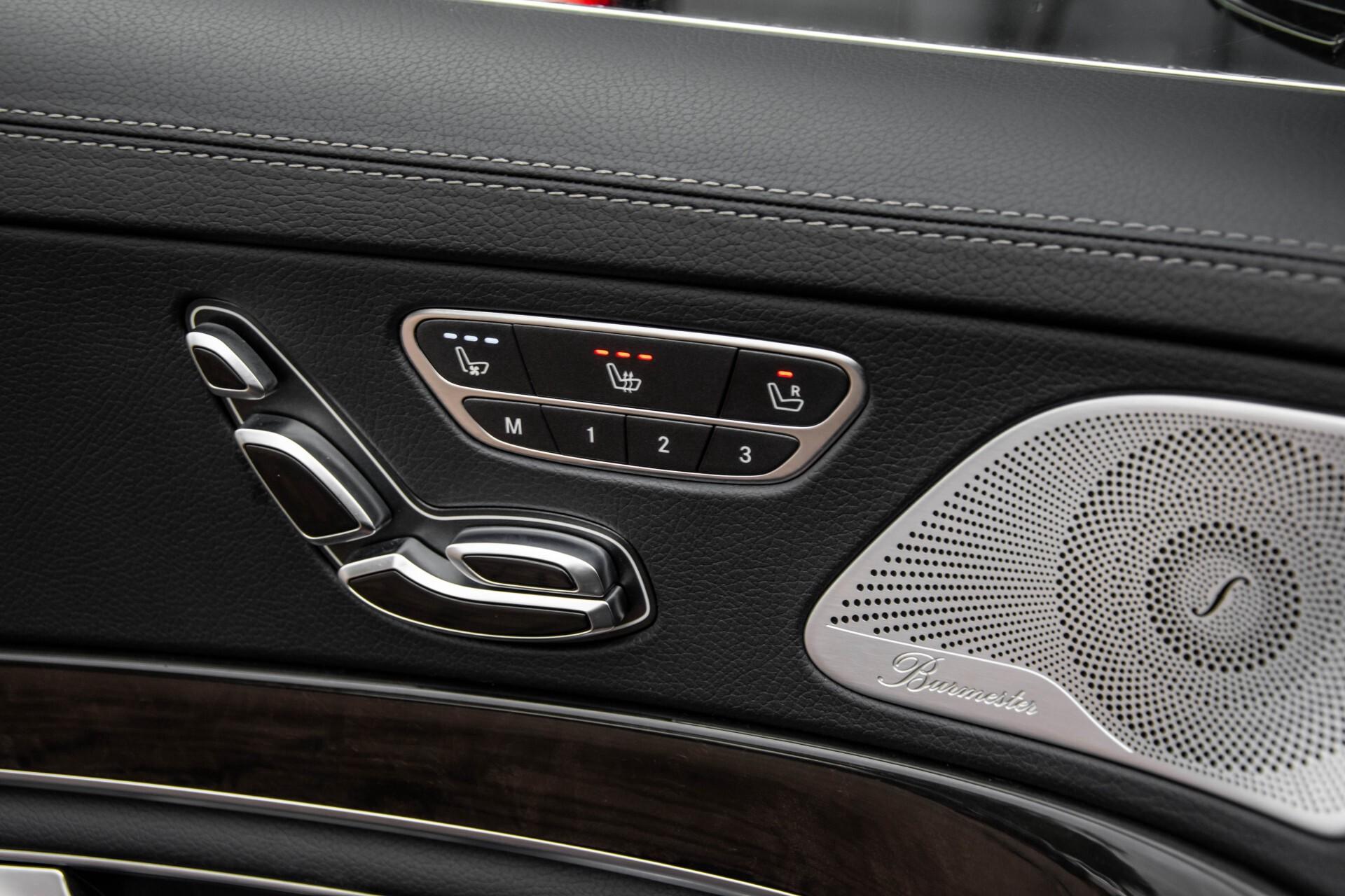 Mercedes-Benz S-Klasse 500 4-M AMG Panorama/Standkachel/Massage/Entertainment/TV Aut7 Foto 27