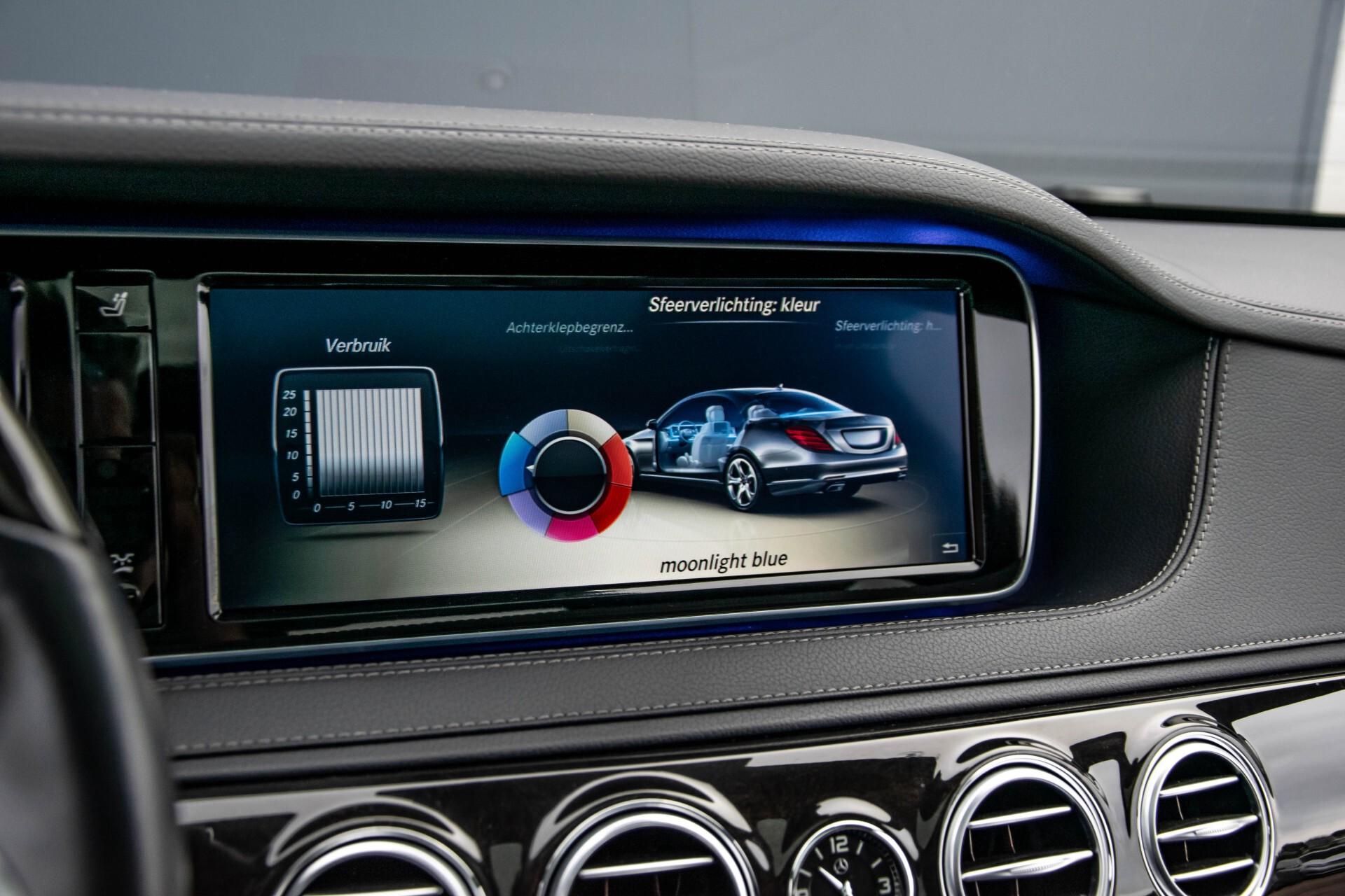 Mercedes-Benz S-Klasse 500 4M AMG Panorama/Standkachel/Massage/Entertainment/TV Aut7 Foto 28