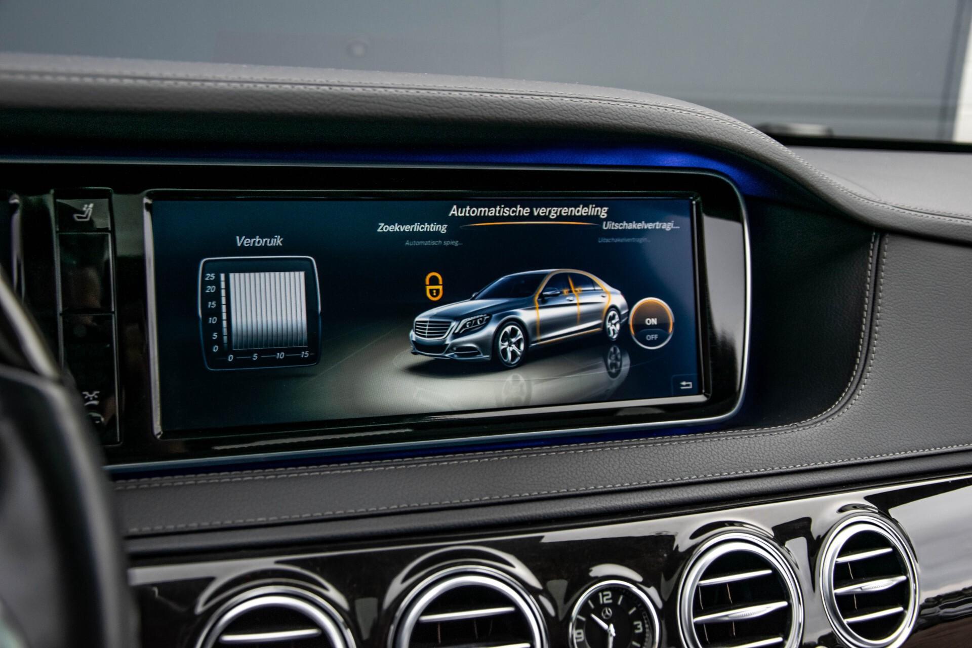 Mercedes-Benz S-Klasse 500 4M AMG Panorama/Standkachel/Massage/Entertainment/TV Aut7 Foto 30