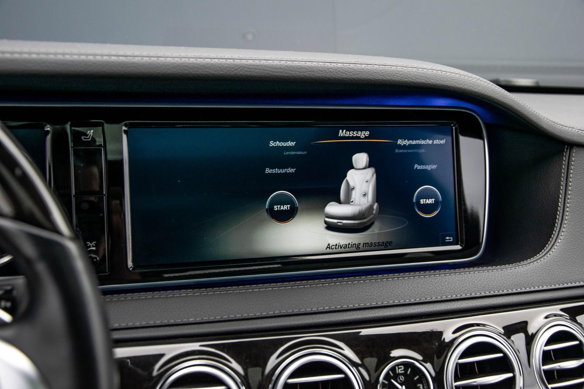 Mercedes-Benz S-Klasse 500 4M AMG Panorama/Standkachel/Massage/Entertainment/TV Aut7 Foto 32